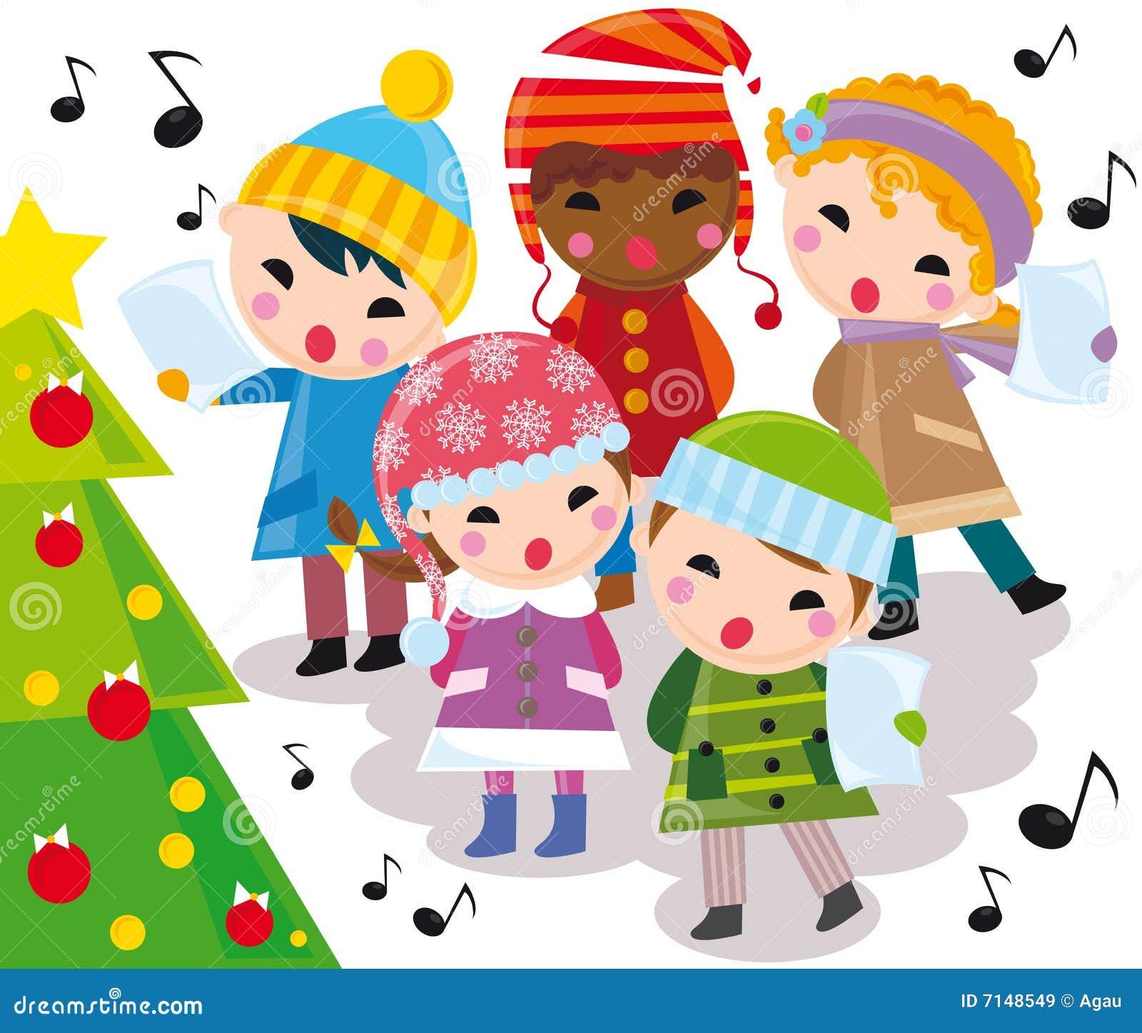 De hymnes van Kerstmis