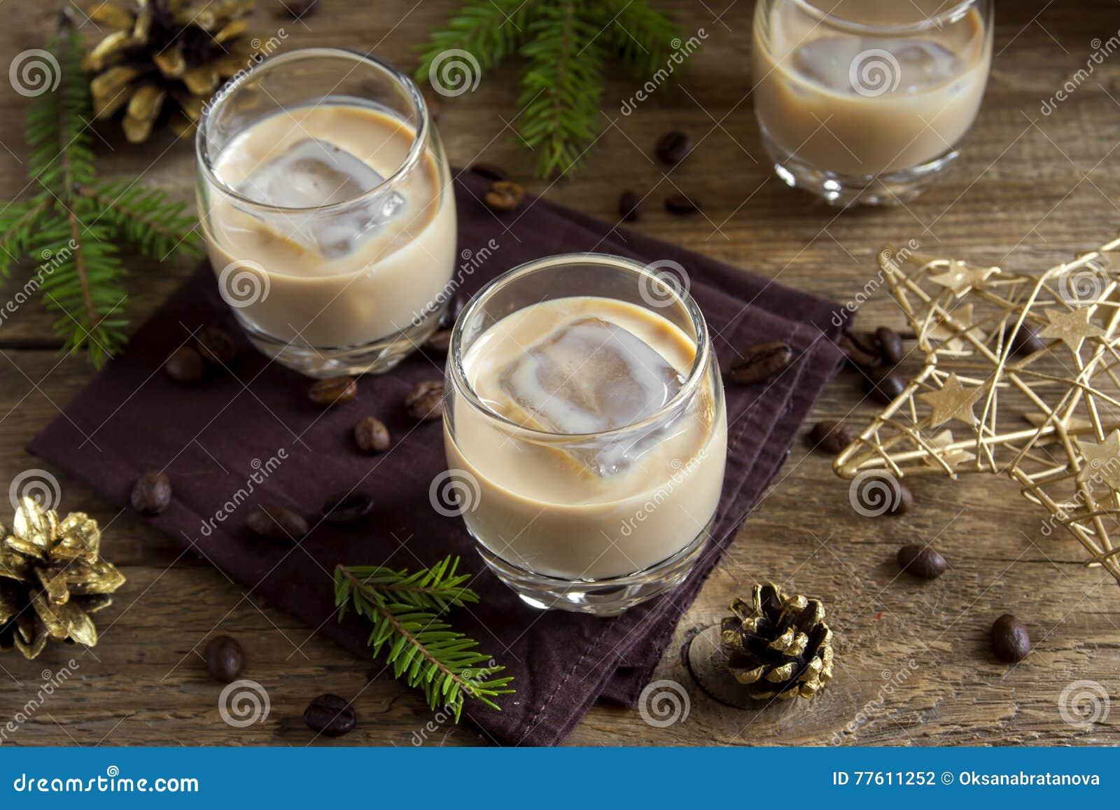 De Ierse likeur van de roomkoffie
