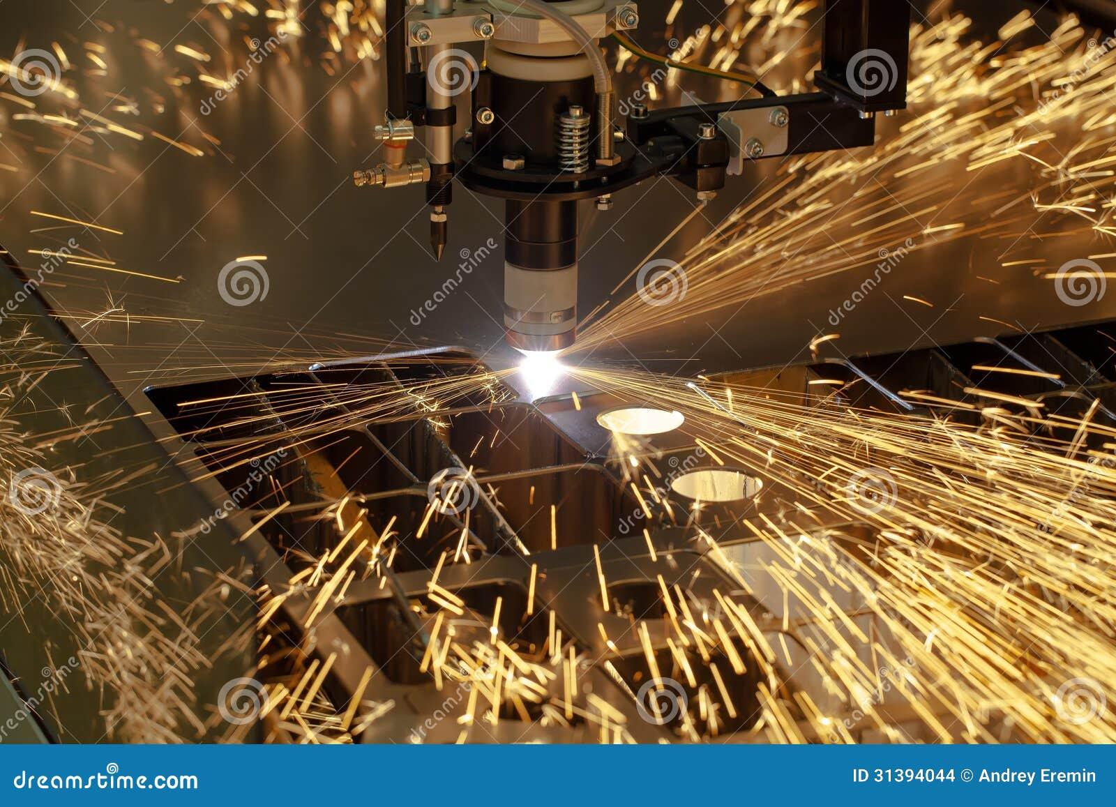 De industriemachine van de plasma scherpe metaalbewerking