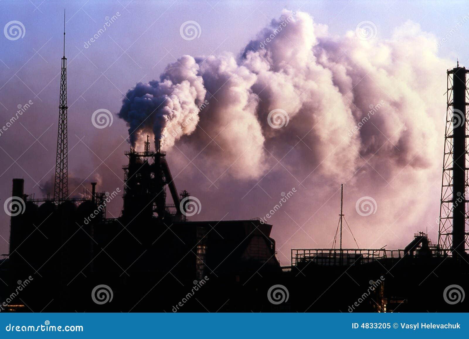 De Installatie van de metallurgie