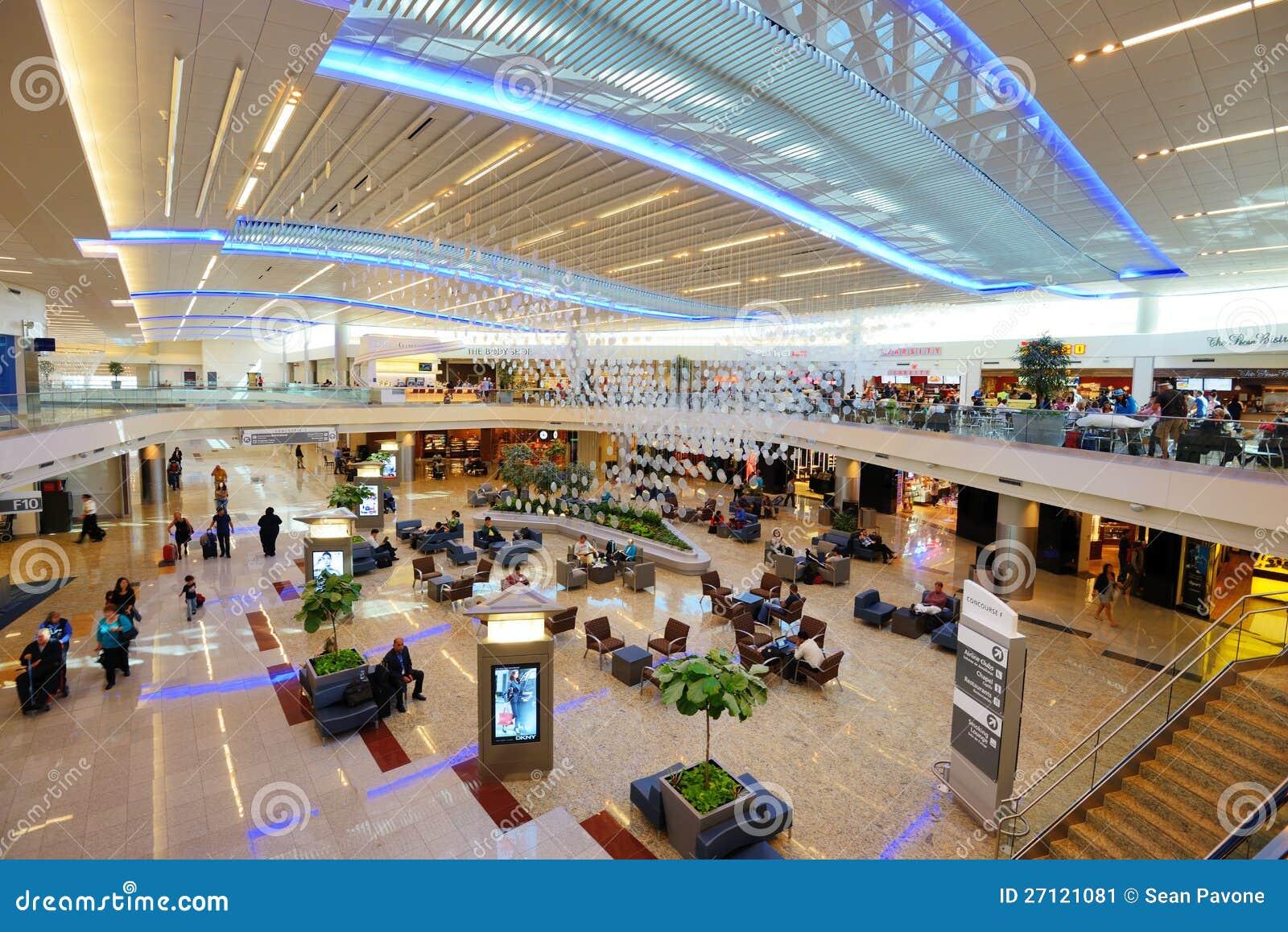 De Internationale Luchthaven van Atlanta