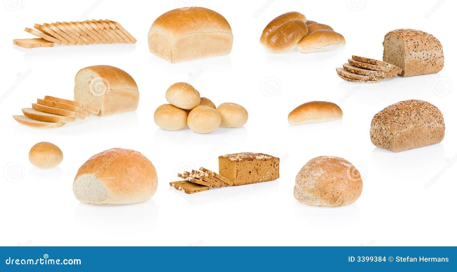 De inzameling van het brood