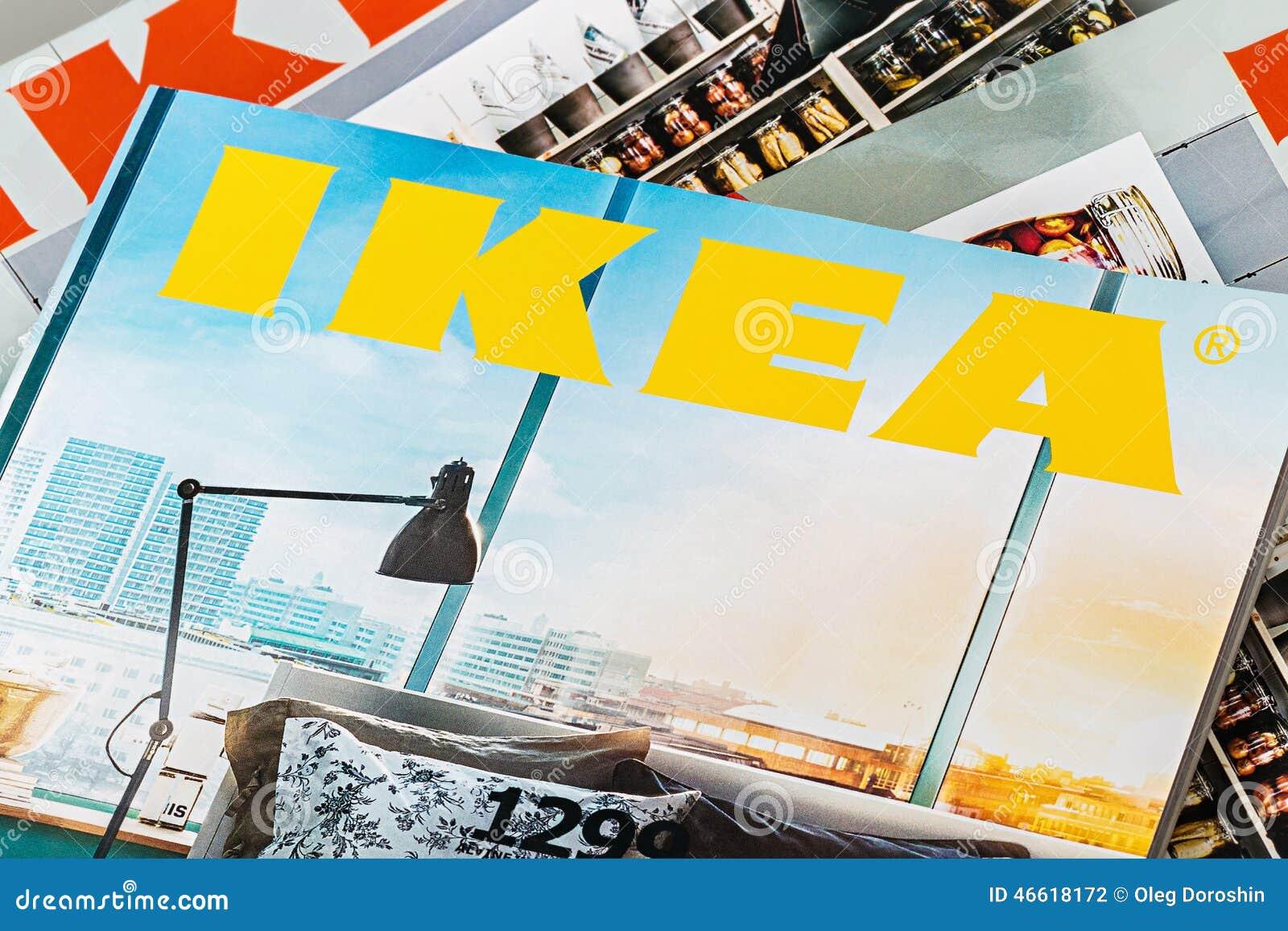 De inzameling van IKEA catalogiseert 2014