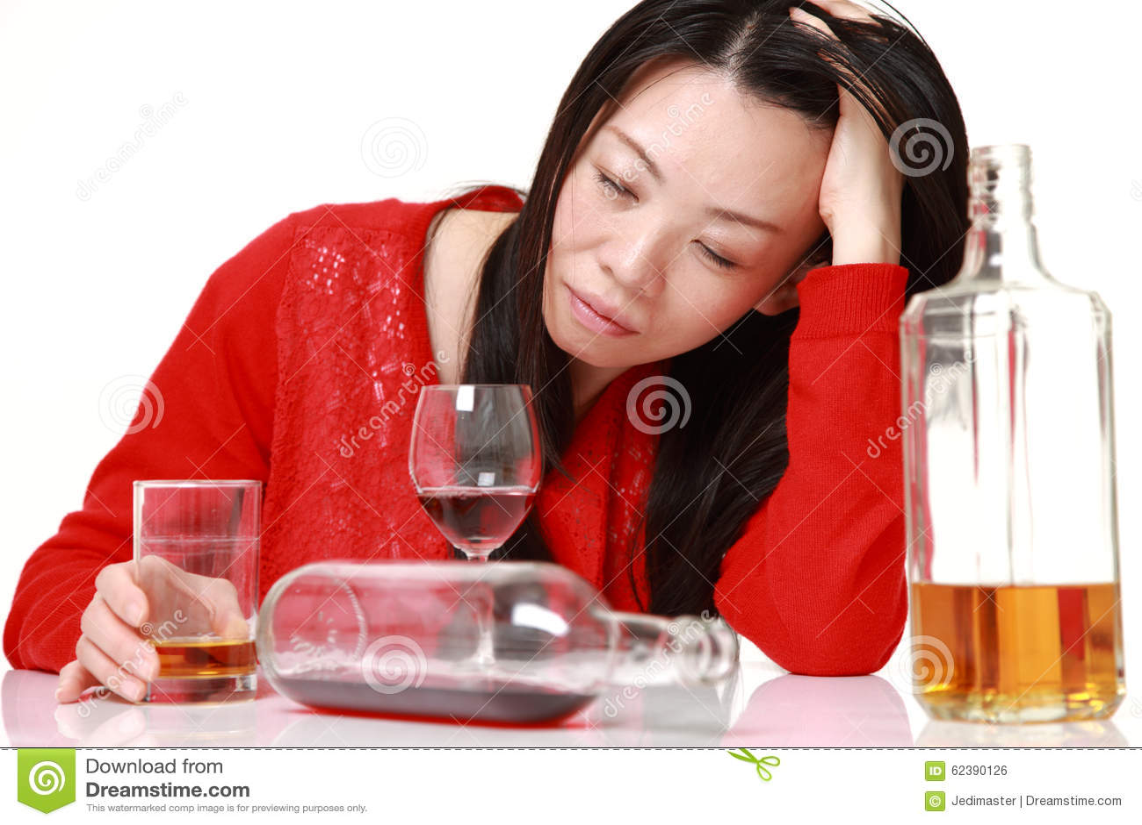 depressie en alcohol