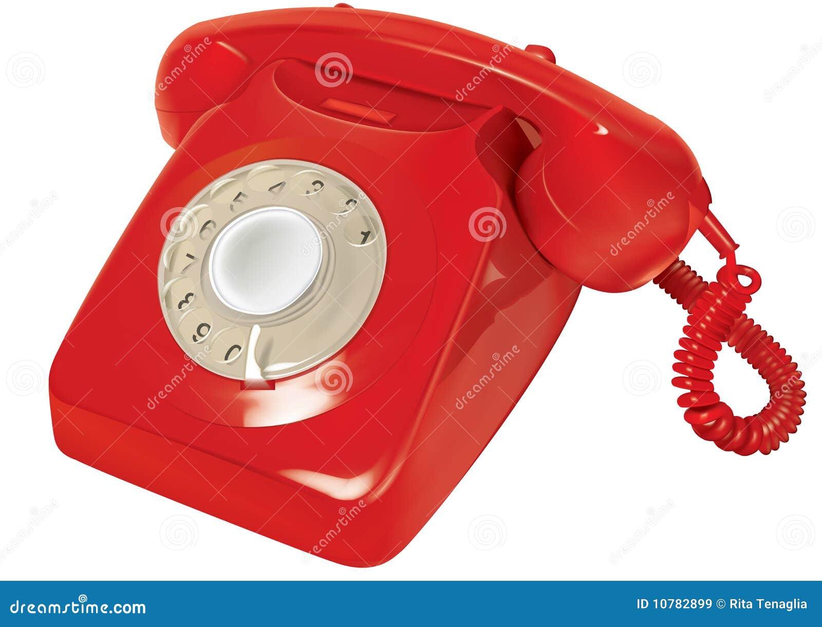 De jaren  80 telefoon