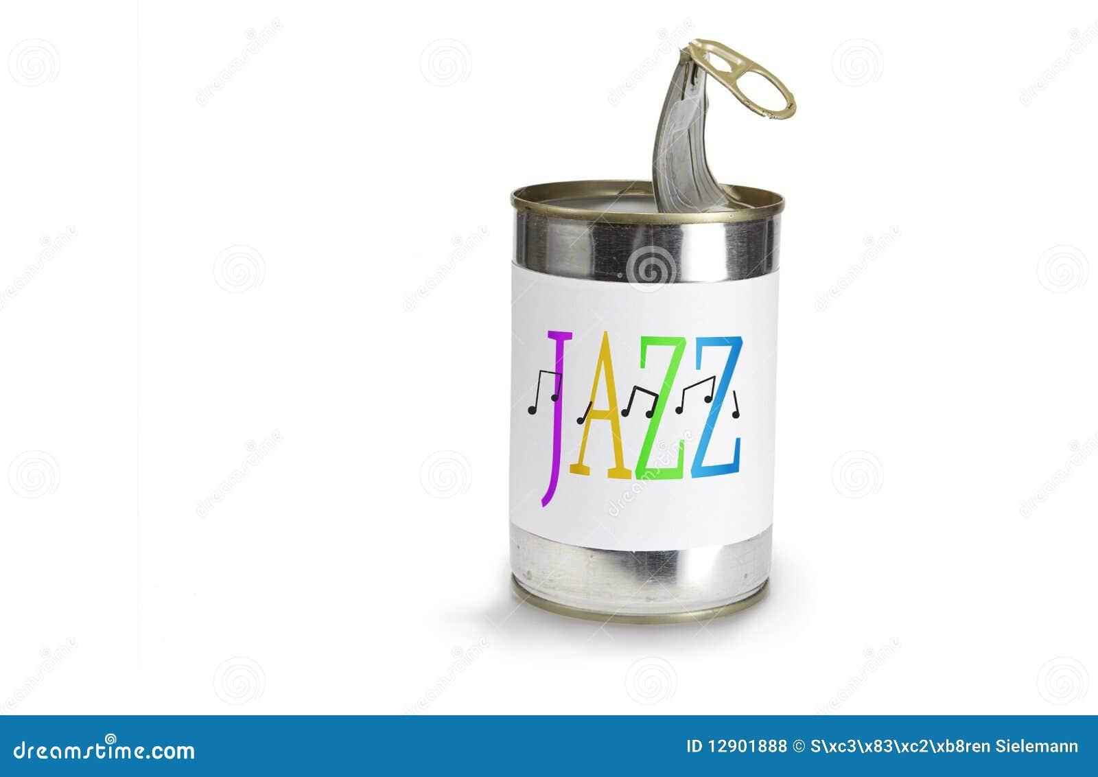 De jazz op a kan