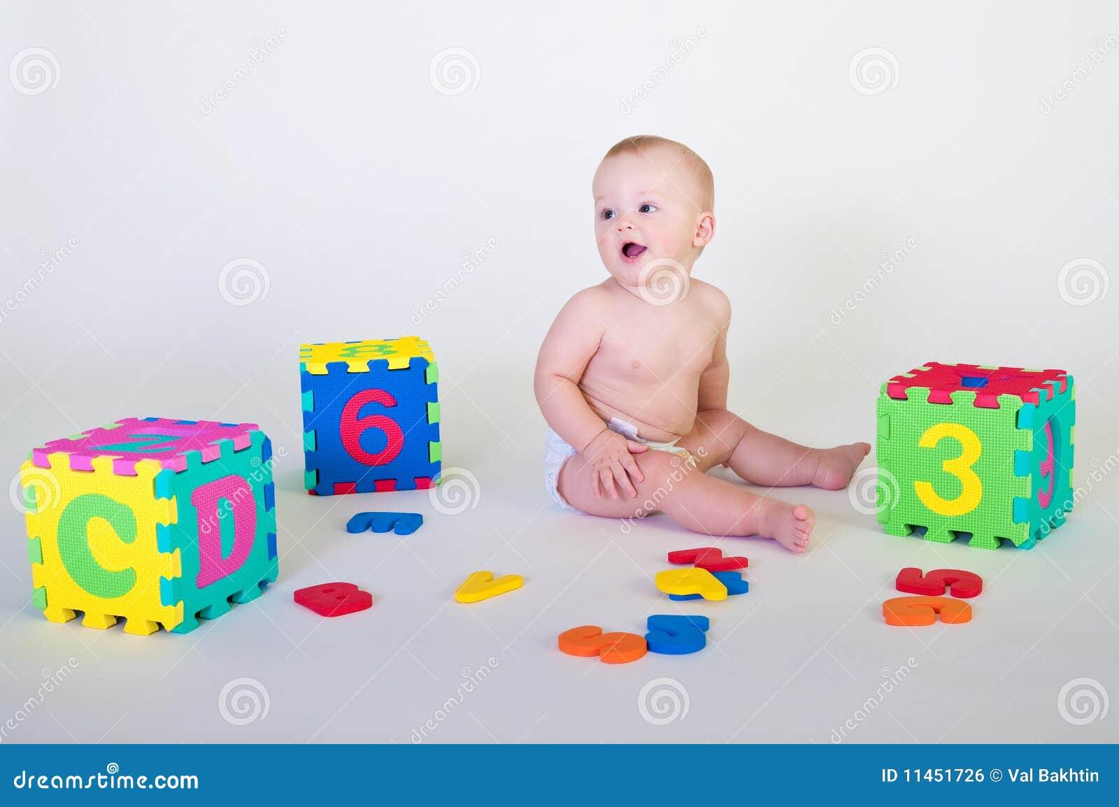 De jongen van de baby stock foto afbeelding bestaande uit jongen 11451726 - Foto baby jongen ...