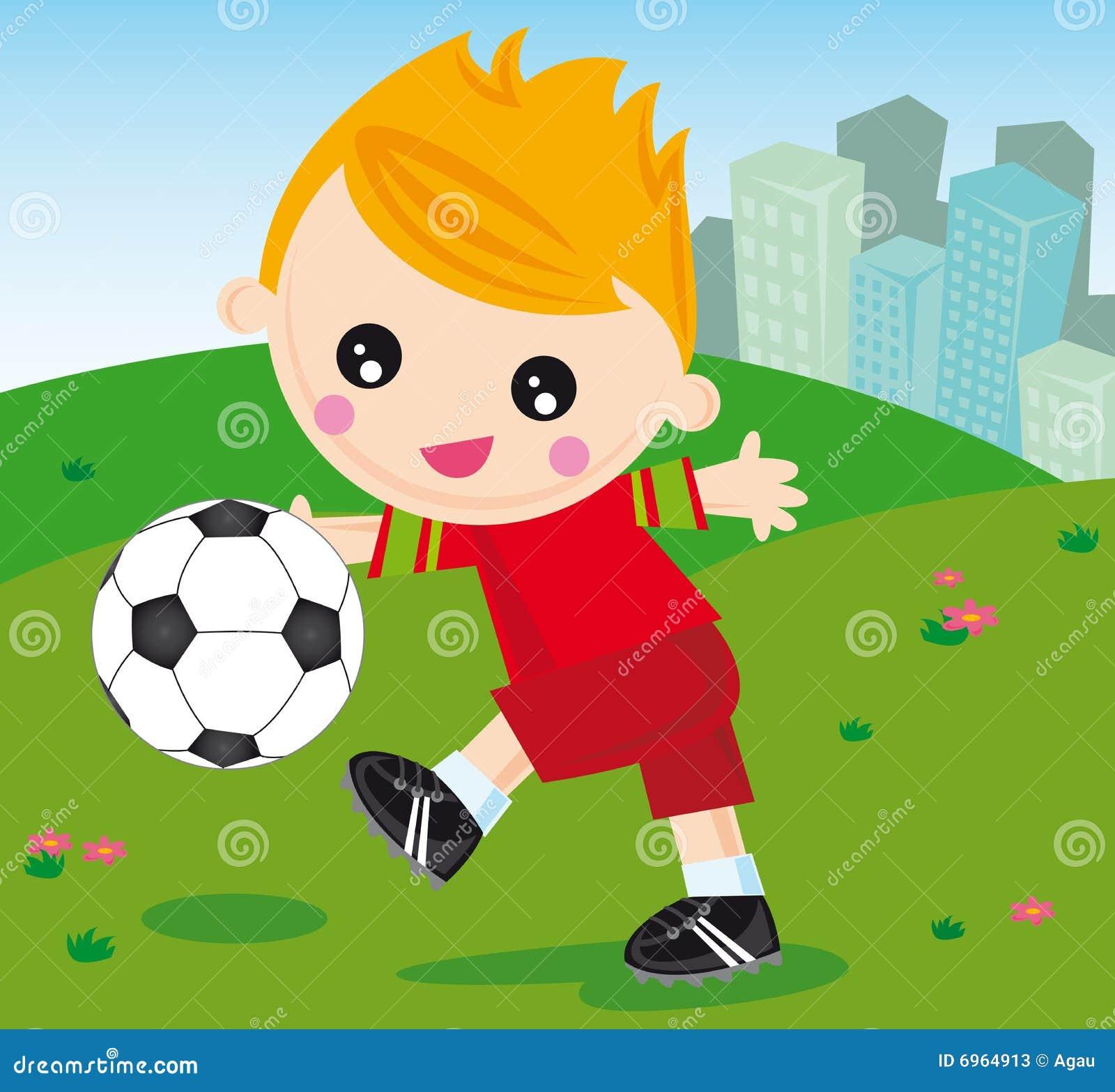 De jongen van de voetbal stock foto 39 s afbeelding 6964913 - De kamer van de jongen ...