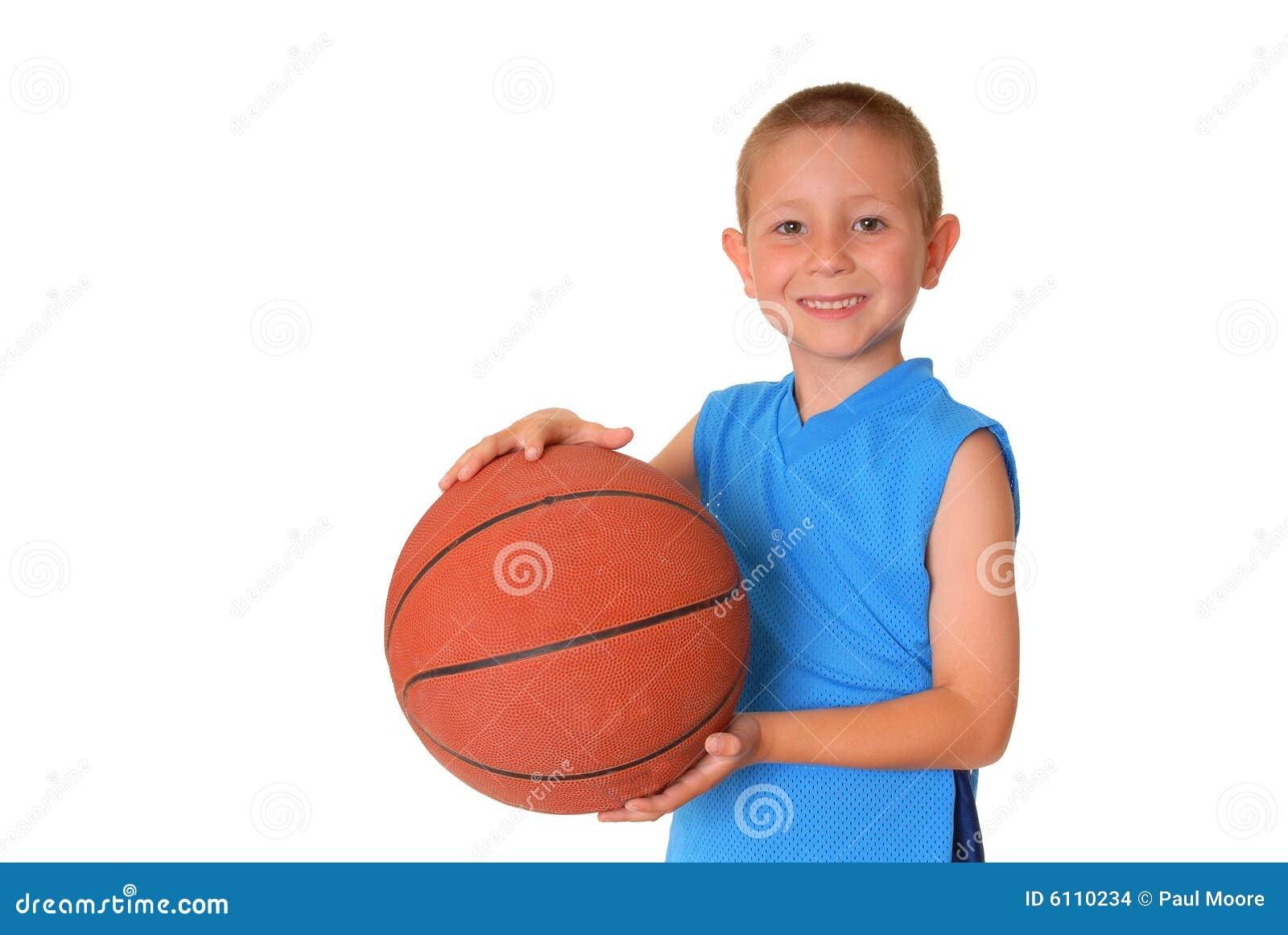 De Jongen van het basketbal