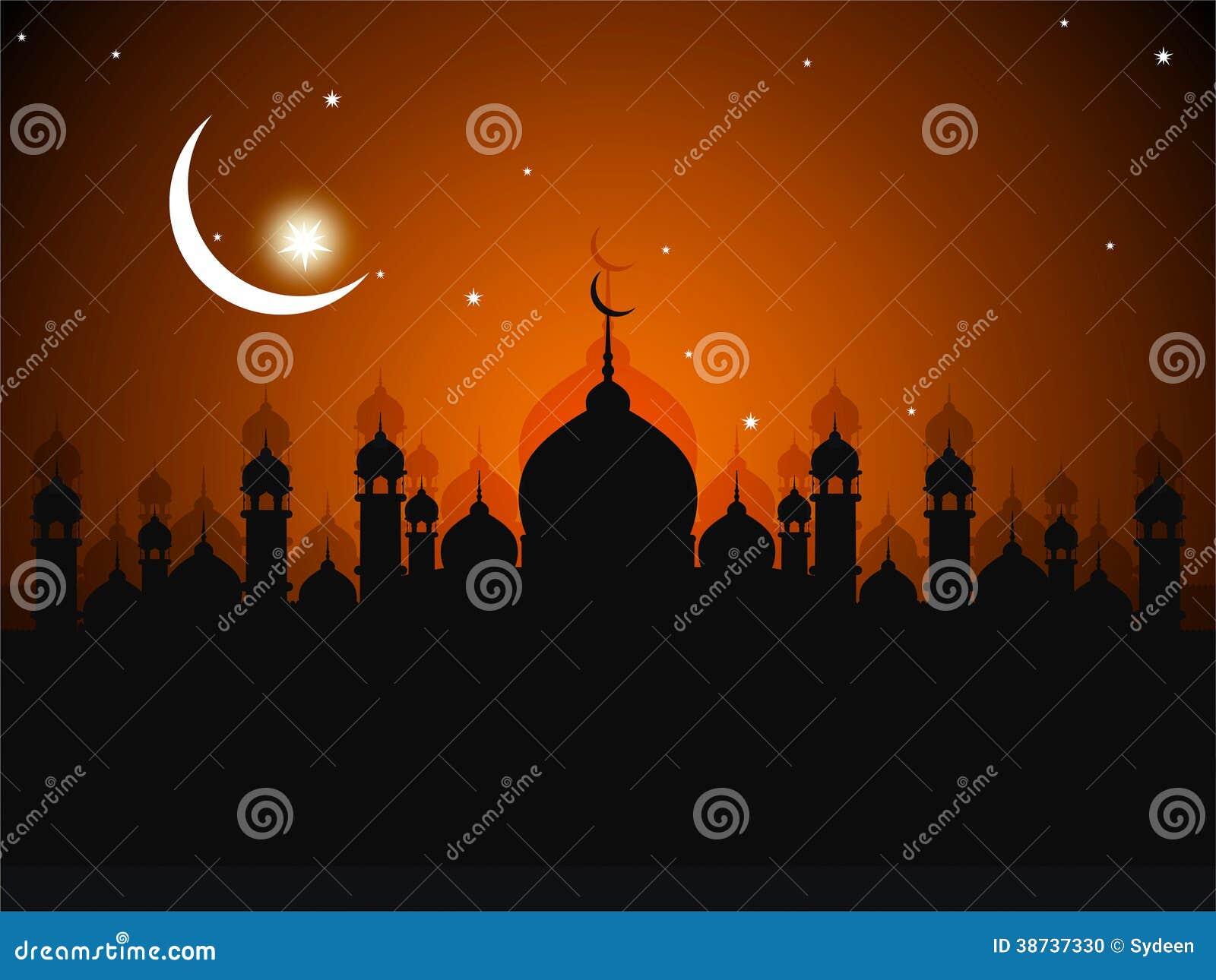 De kaart van de Ramadhangroet