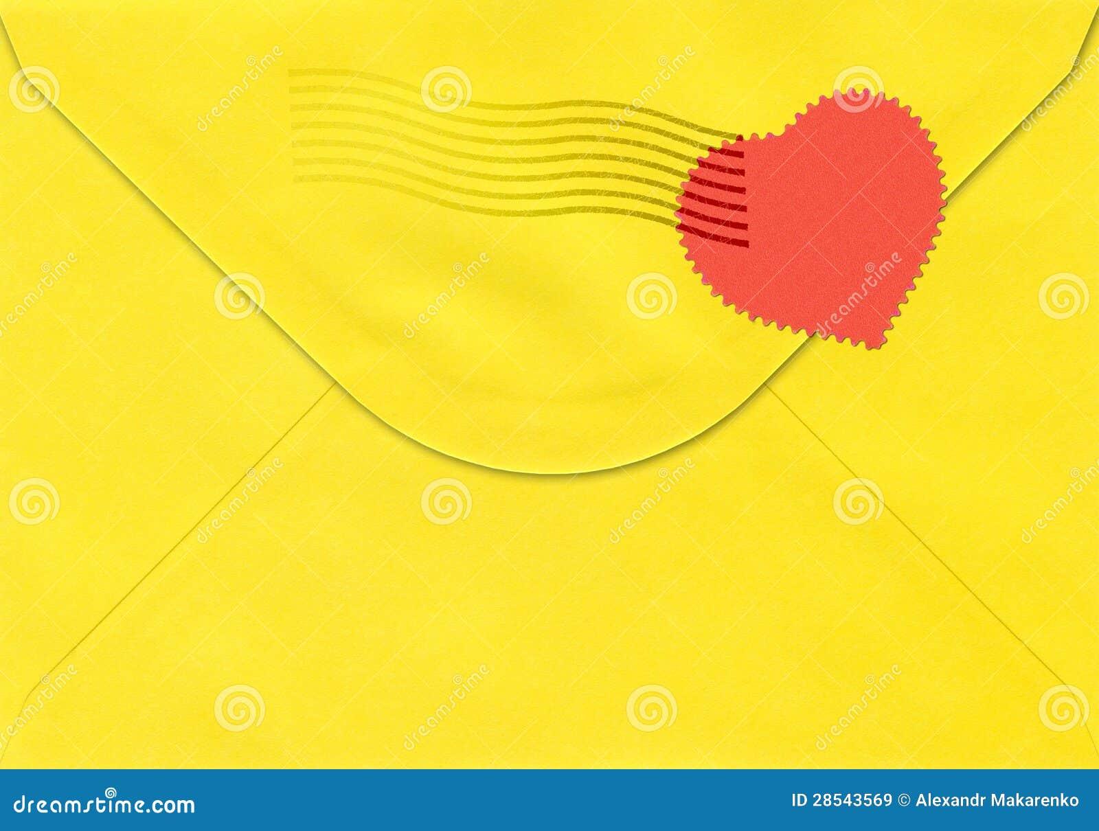 De kaart van de valentijnskaart.