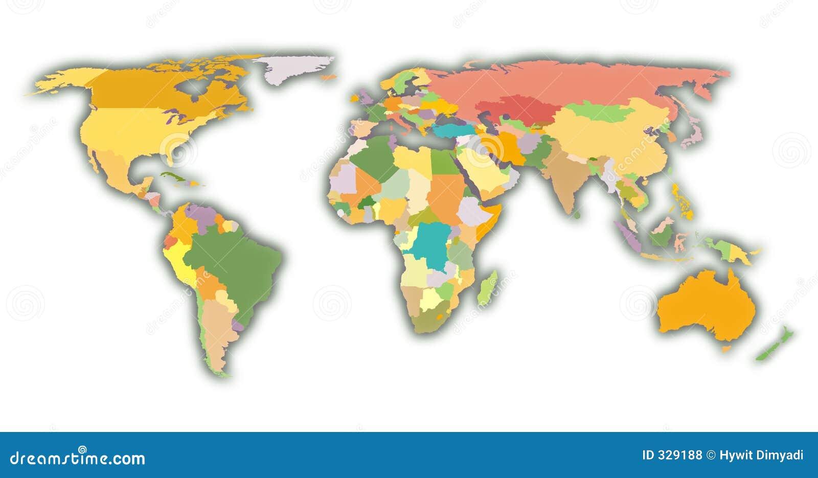 De kaart van de wereld stock illustratie afbeelding bestaande uit illustraties 329188 - De thuisbasis van de wereld chesterfield ...