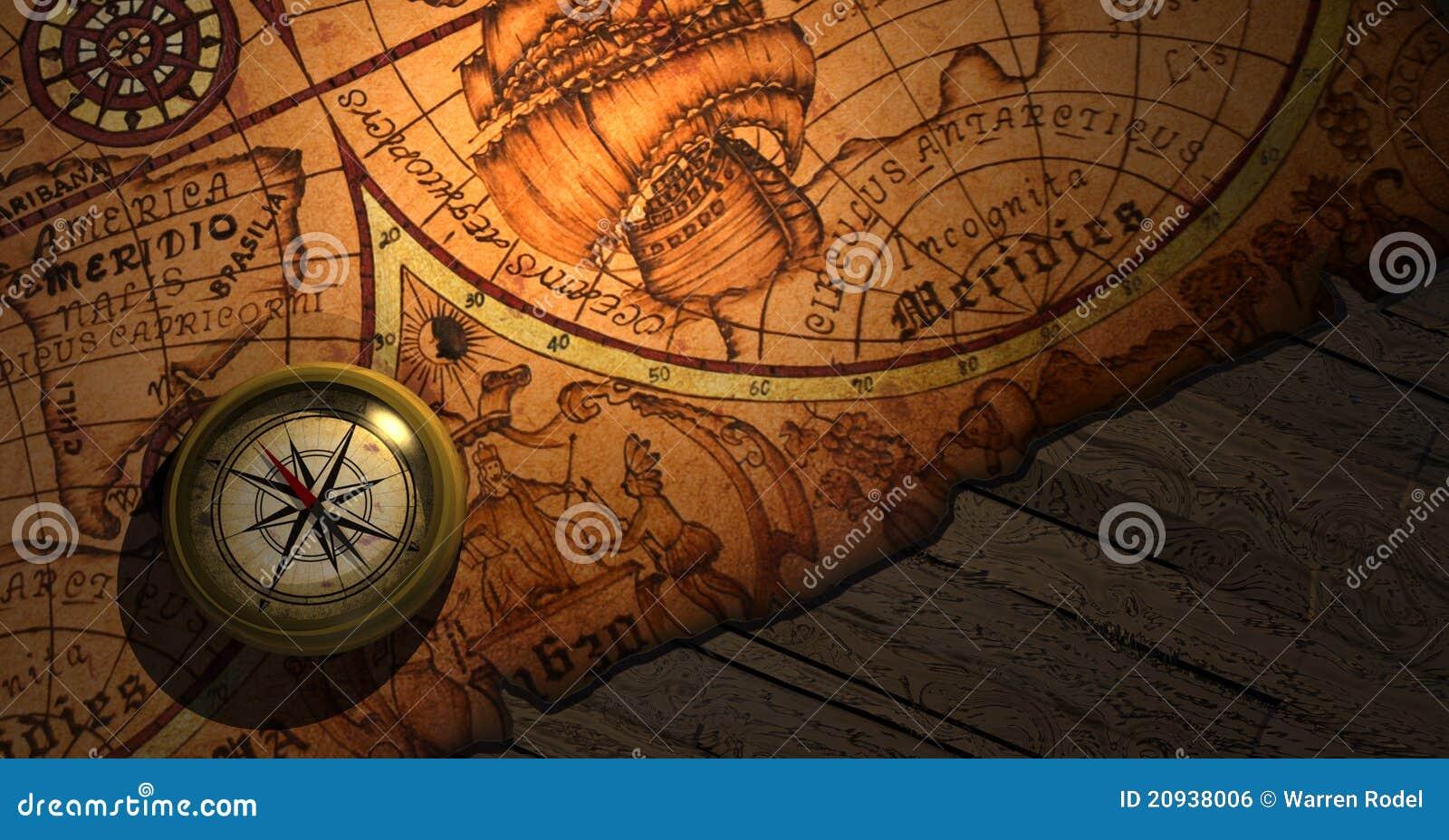 De Kaart van Worl
