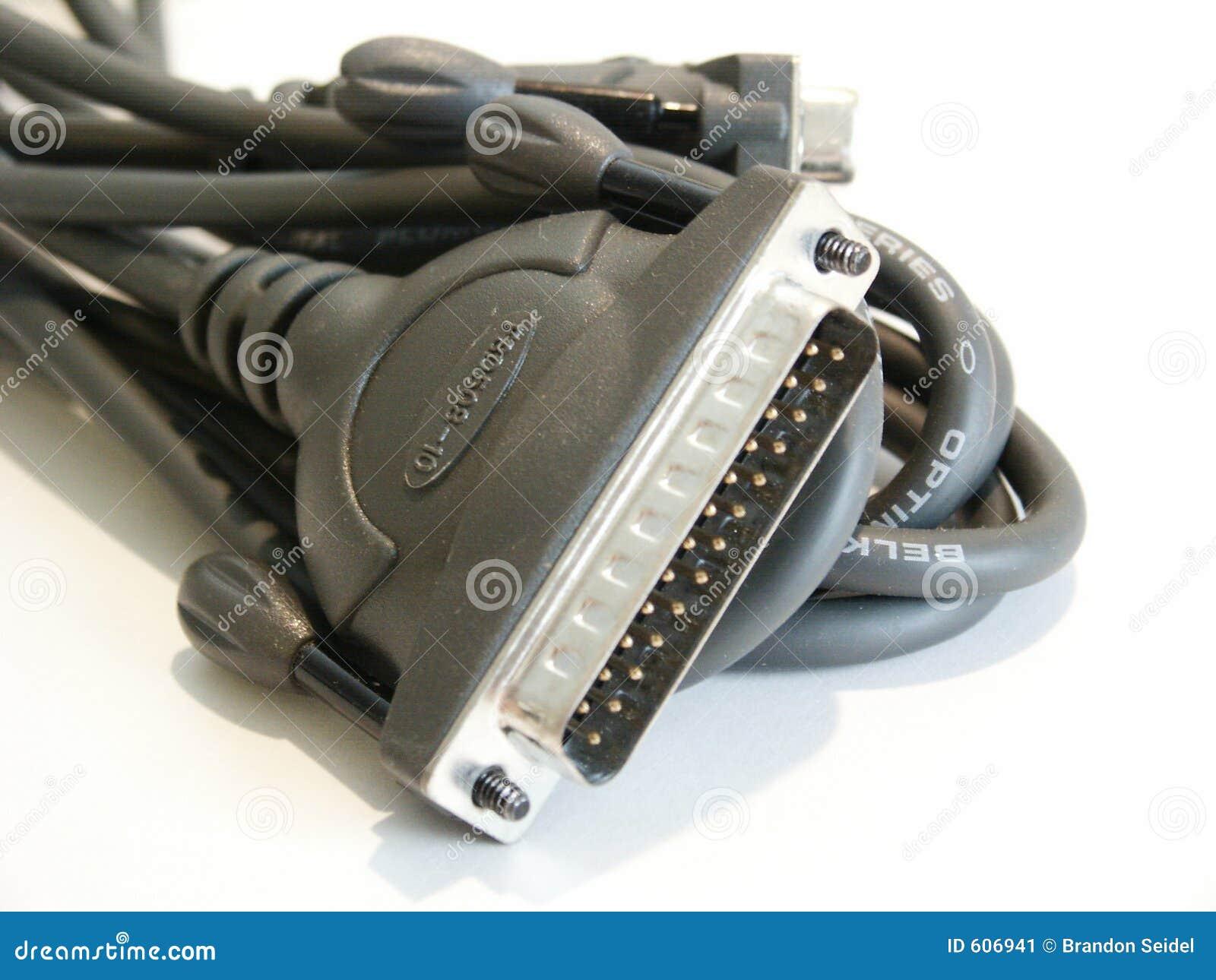 De Kabel van de Printer van de computer