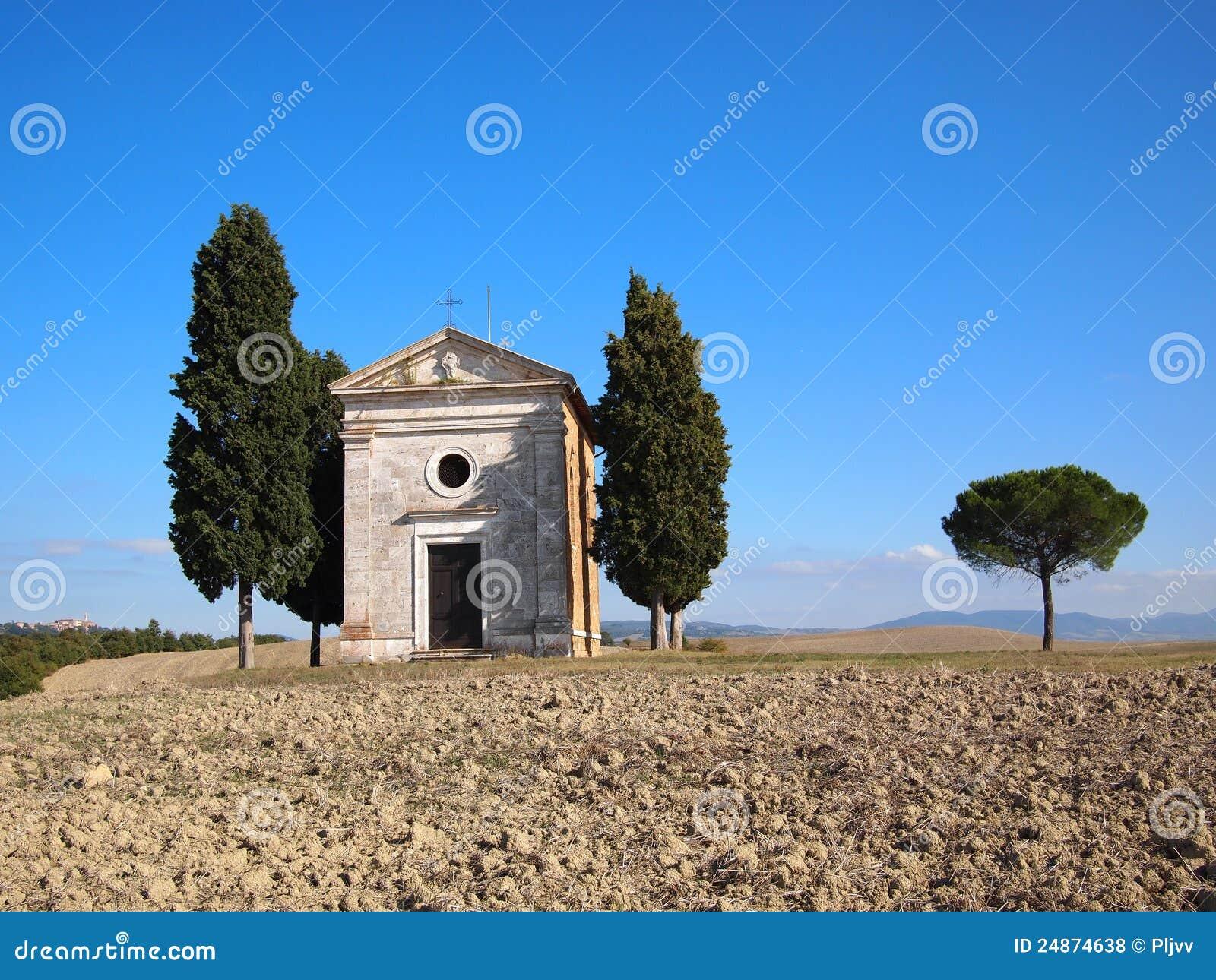 De kapel van Toscanië