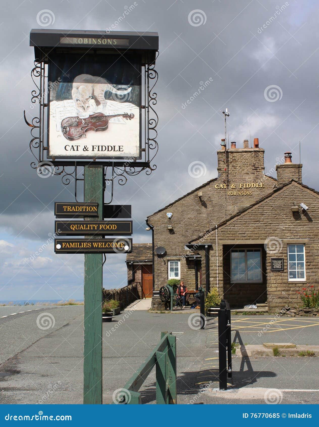 De Kat en Fiddle Pub