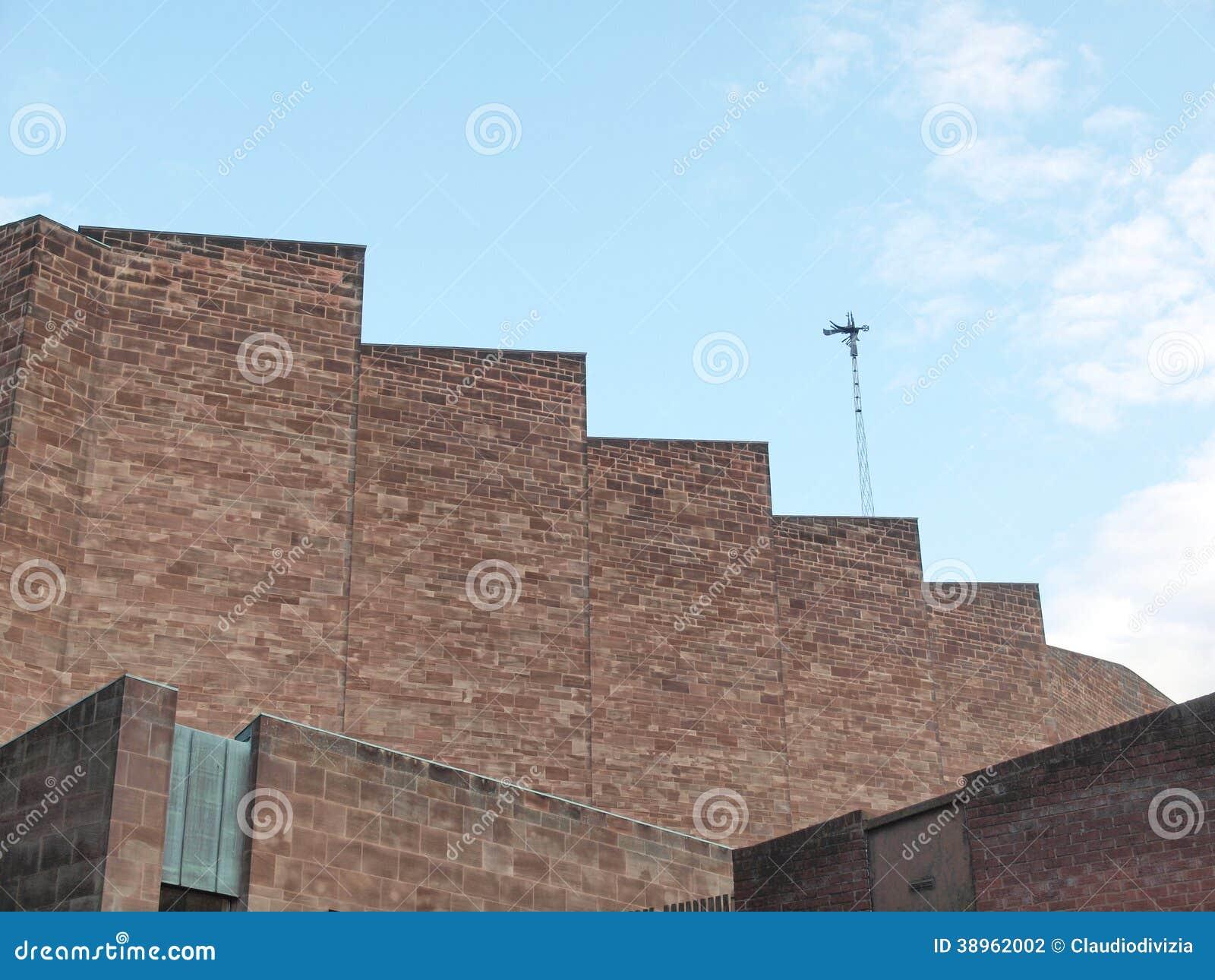De Kathedraal van Coventry
