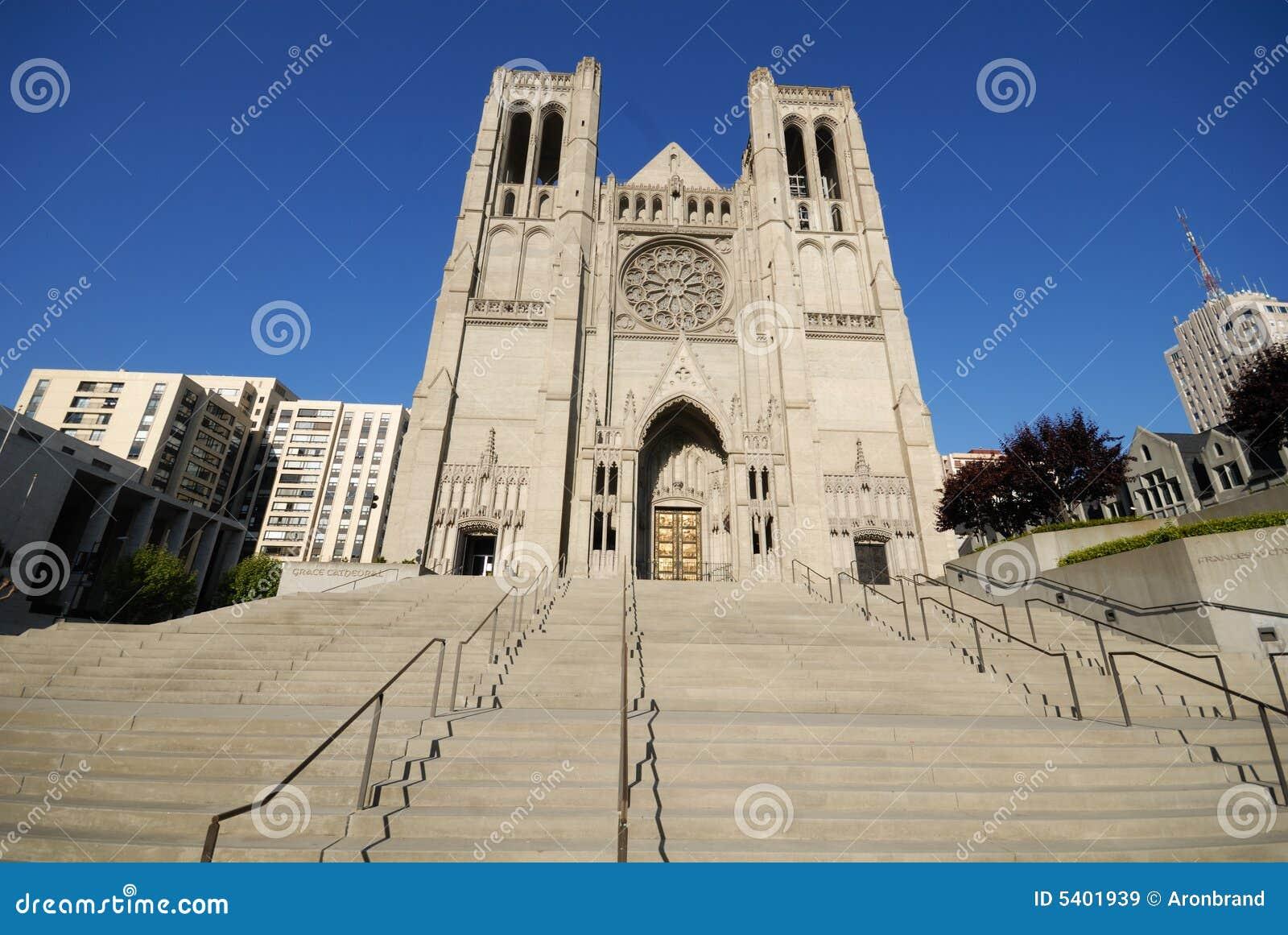 De Kathedraal van de gunst - San Francisco