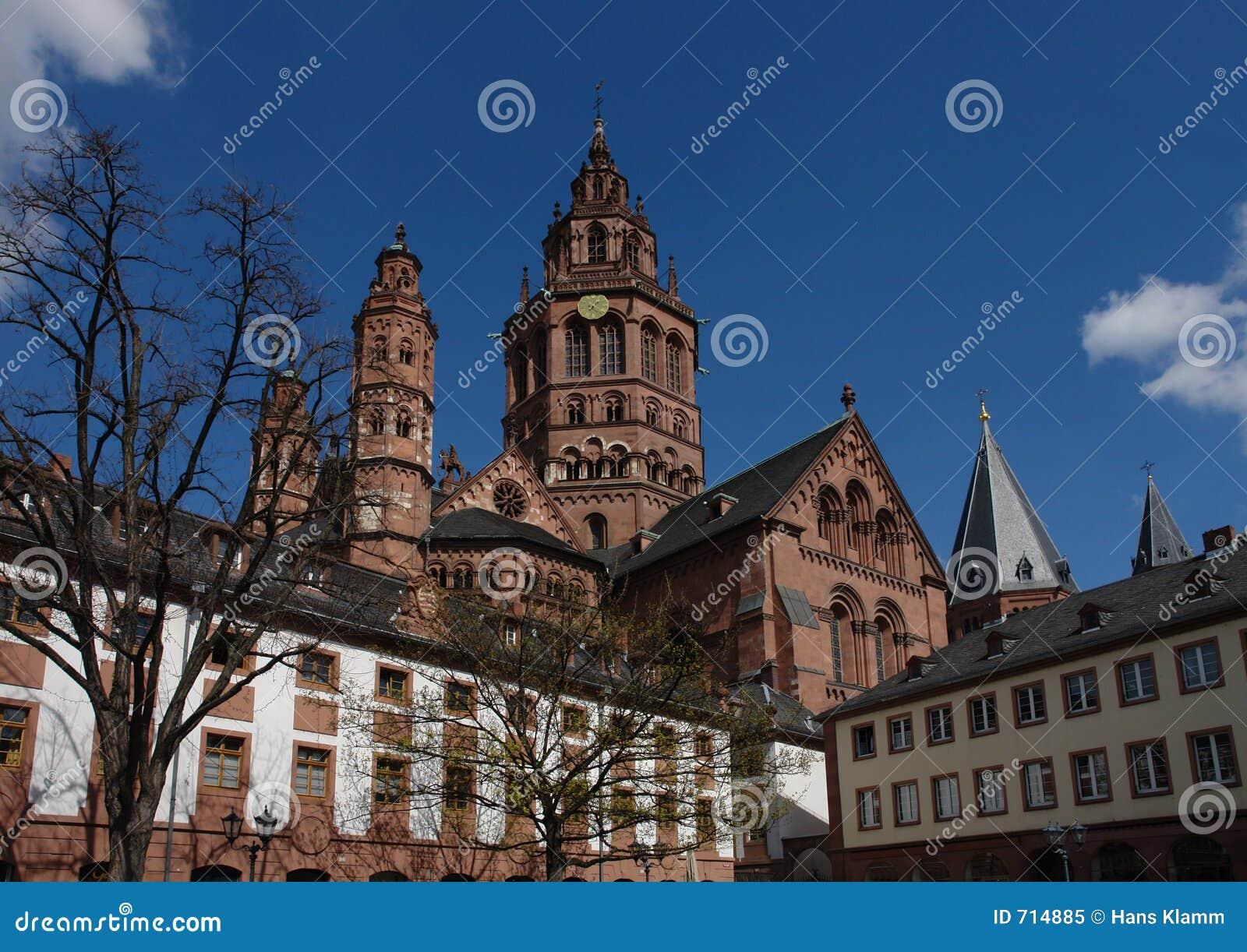 De Kathedraal van Mainz