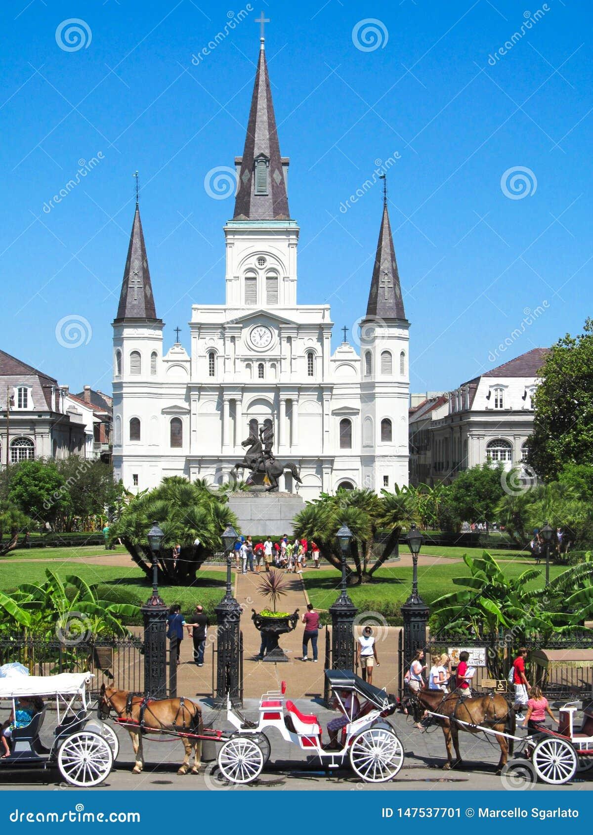 De Kathedraal van StLouis