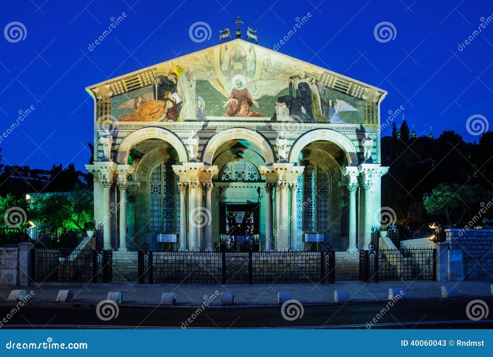 De Kerk van Alle Naties