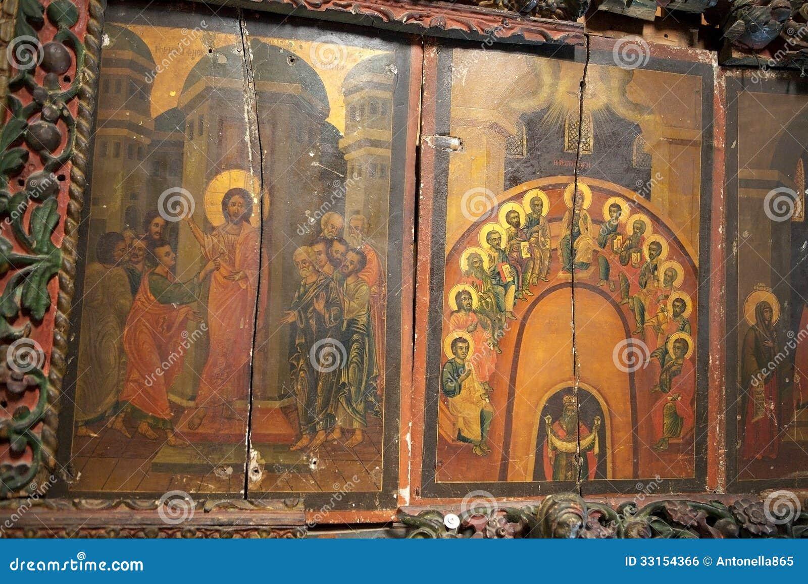 De kerk van de Geboorte van Christus