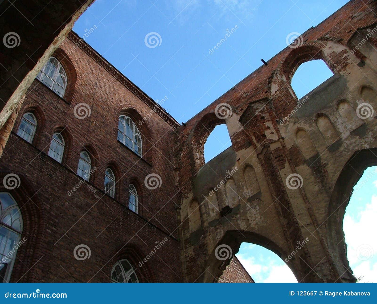 De Kerk van de koepel