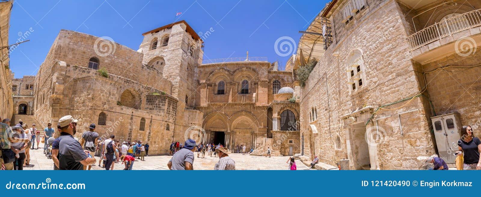 De Kerk van het Heilige Grafgewelf, Jeruzalem