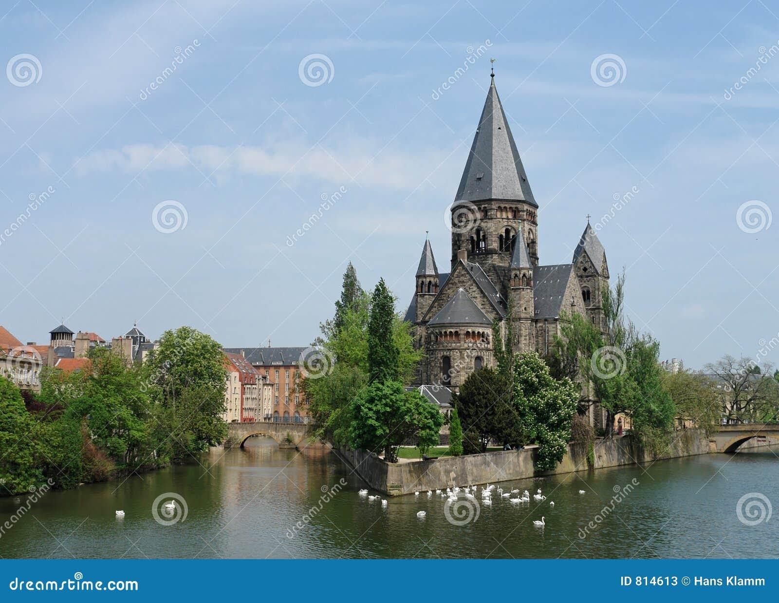 De Kerk van Metz