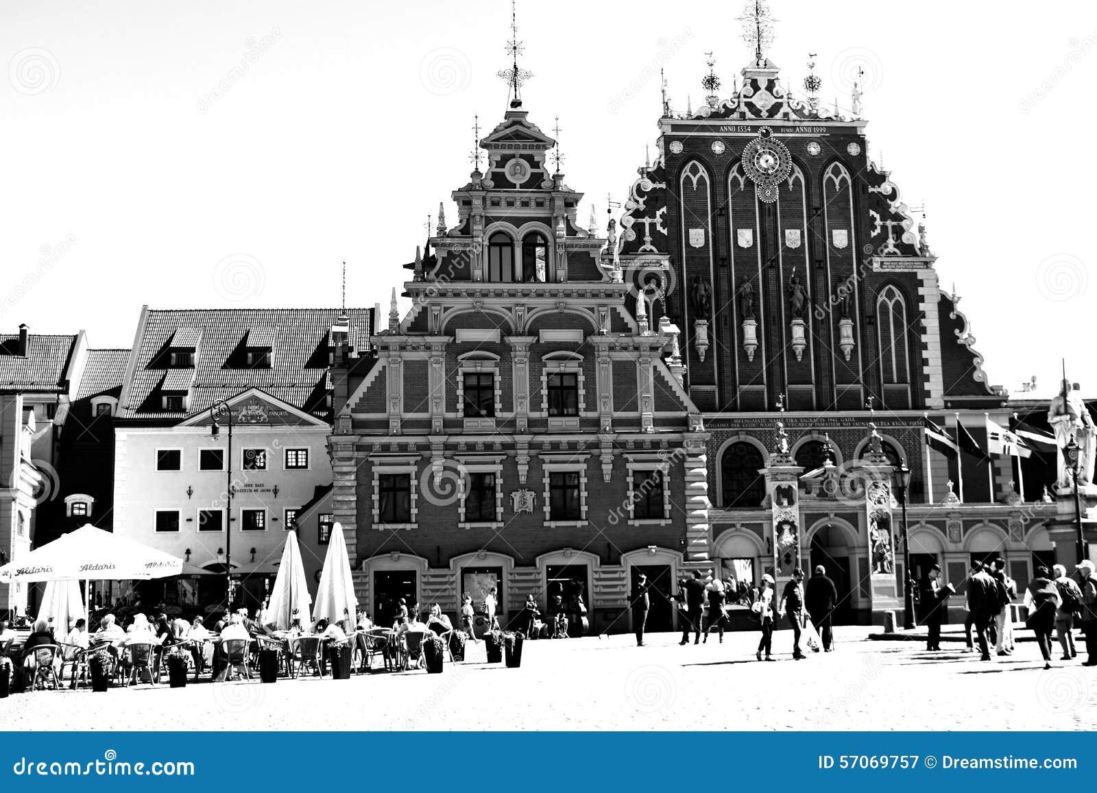 De Kerk van Riga
