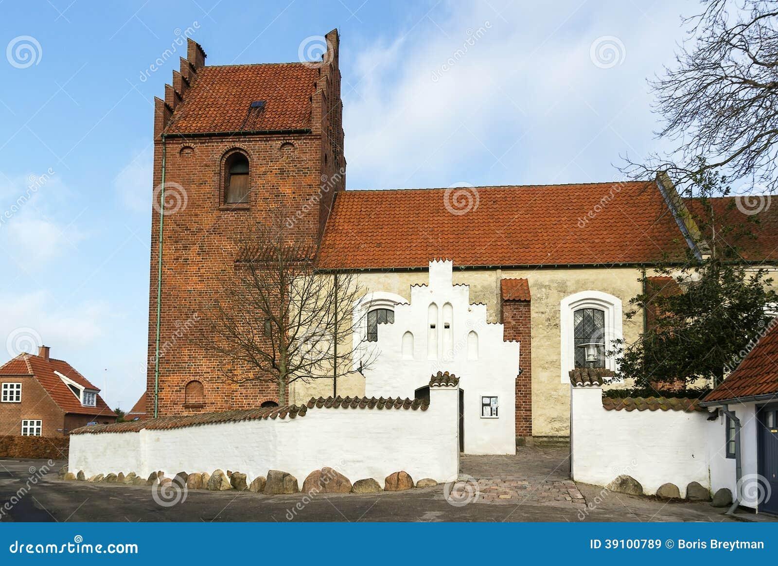 De Kerk van Sanktjorgensbjerg, Roskilde