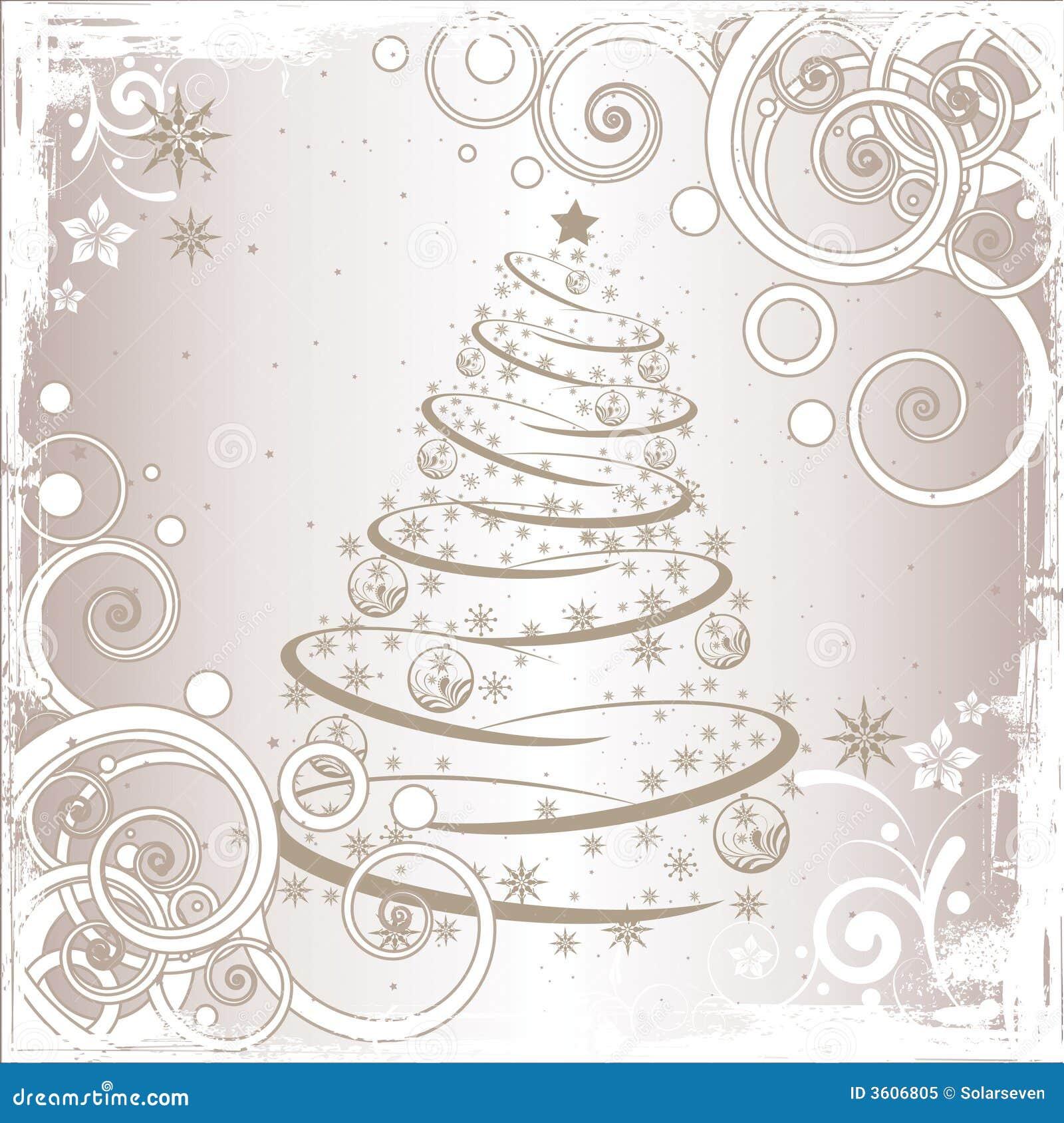 De Kerstboom van Grunge