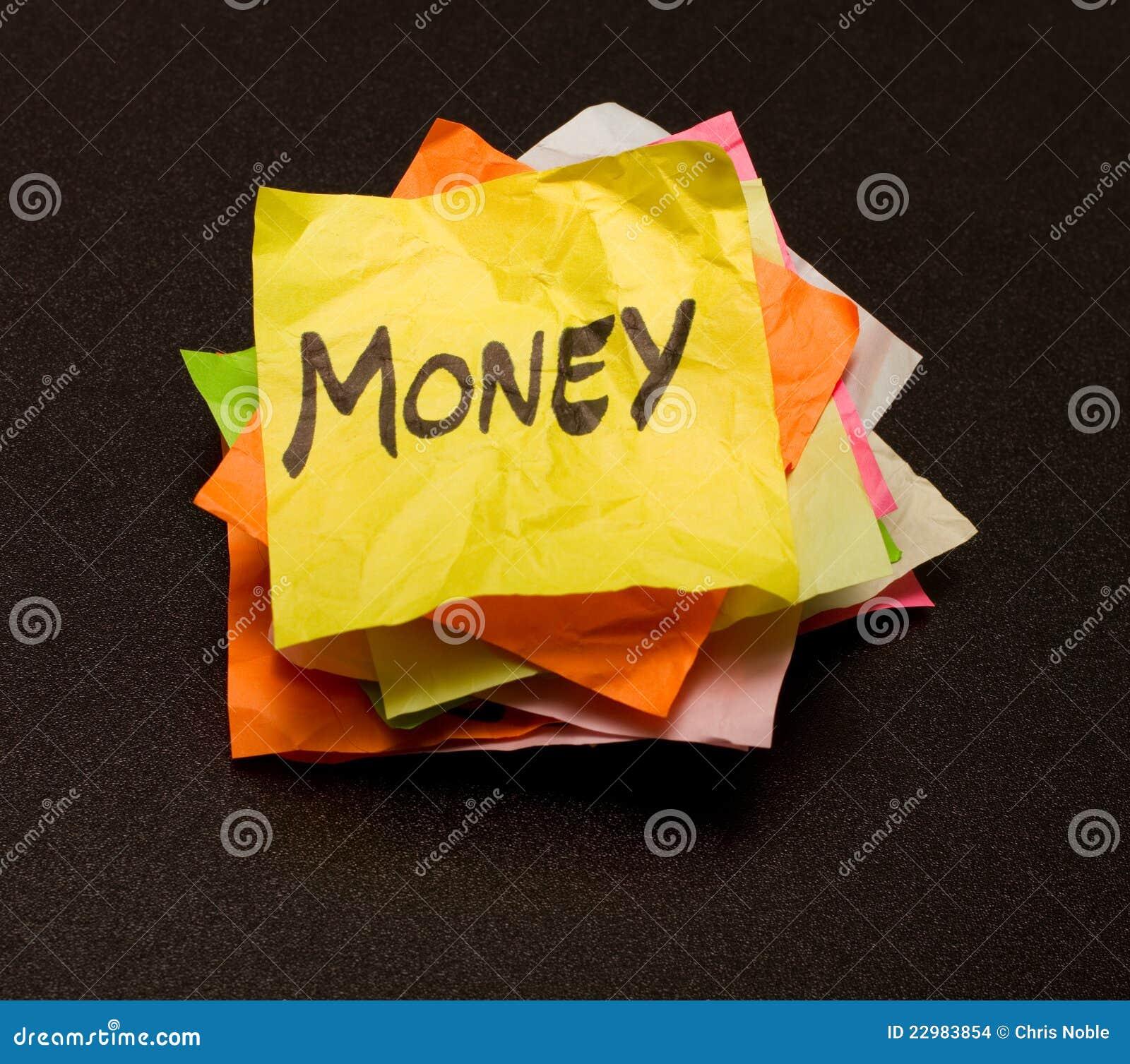De keuzen van het leven - geld