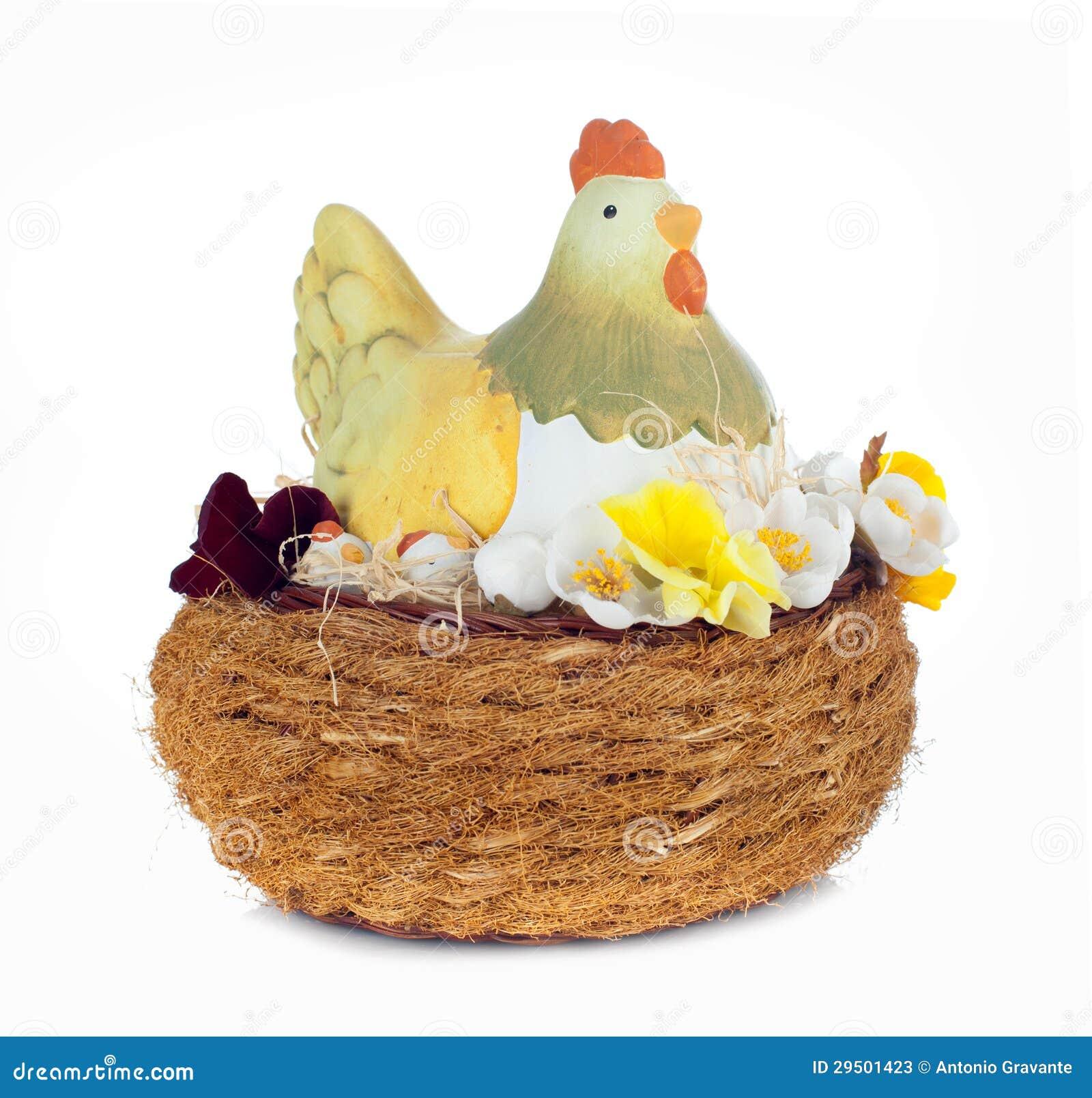 De kip van Pasen