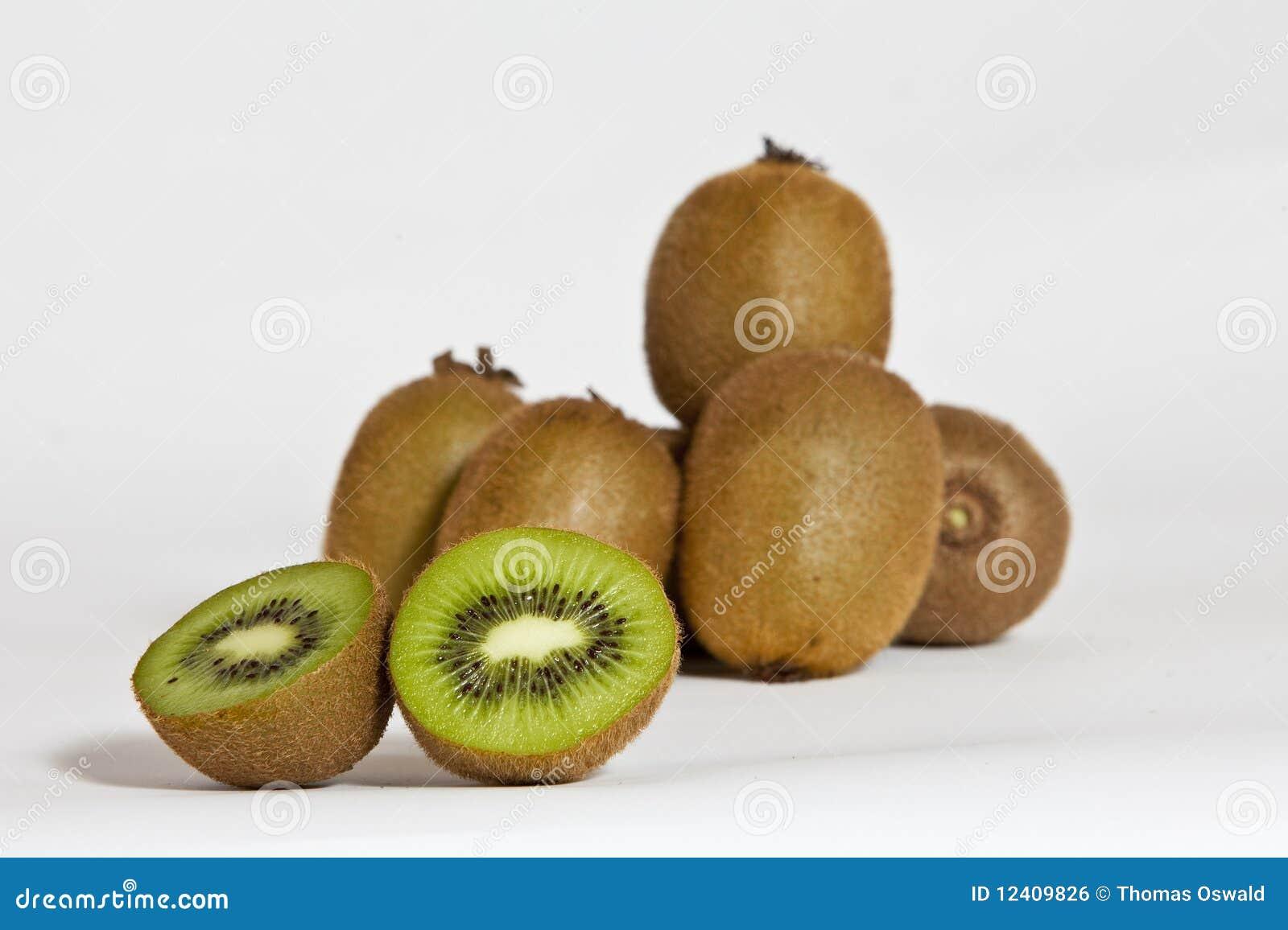 De kiwi van Cutted