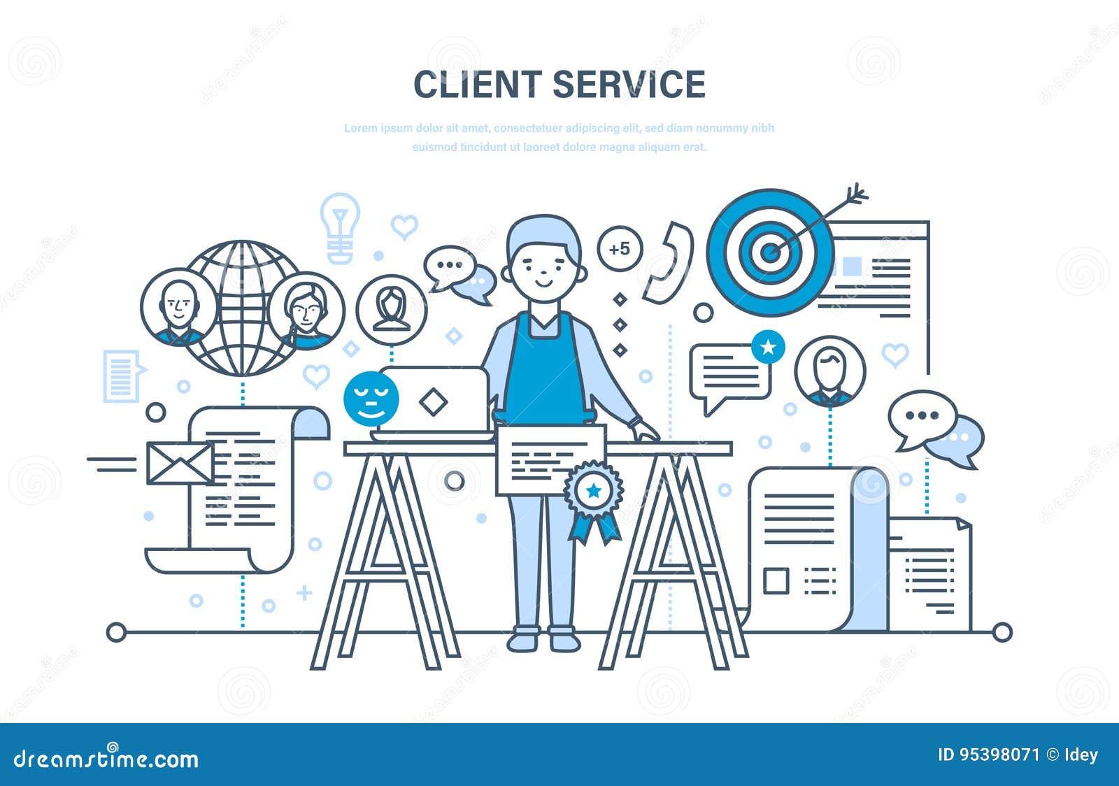 cd677037d73cd1 De klantendienst, probleem het oplossen, mededeling en mededeling,  technische ondersteuning