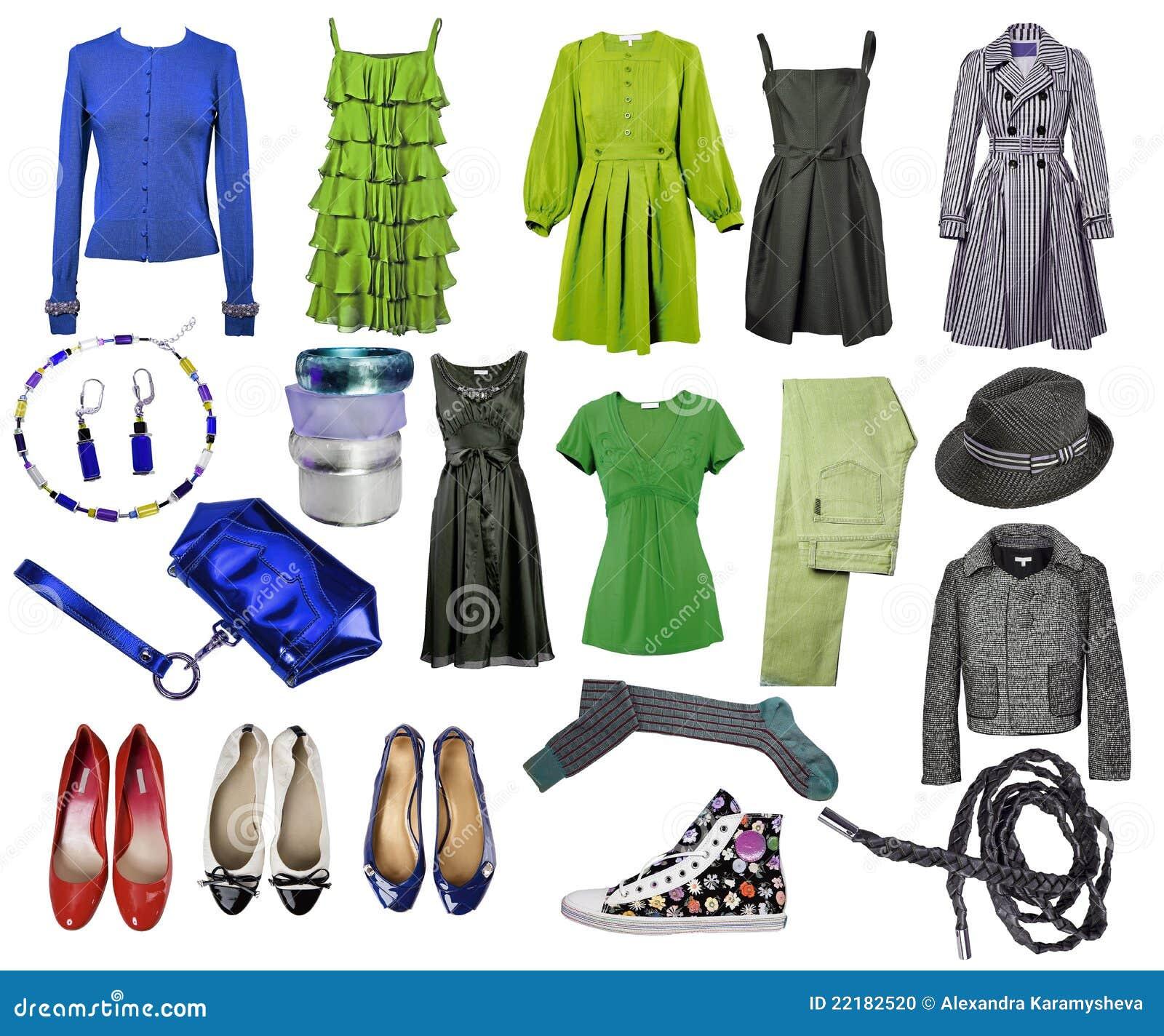schoenen en kleding