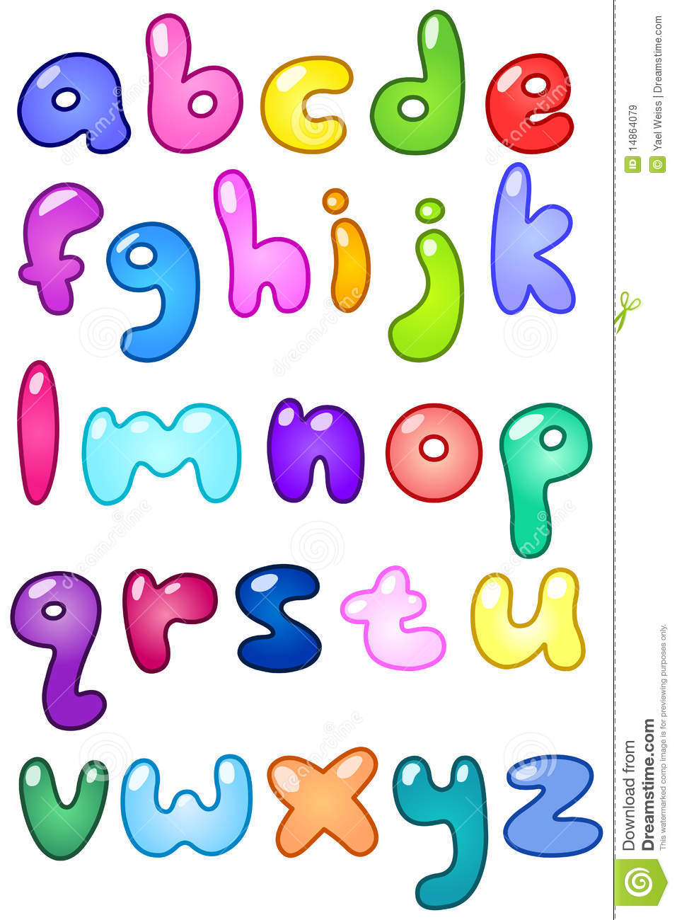 A to Z Kids Stuff  Alphabet Letters G H I Activities