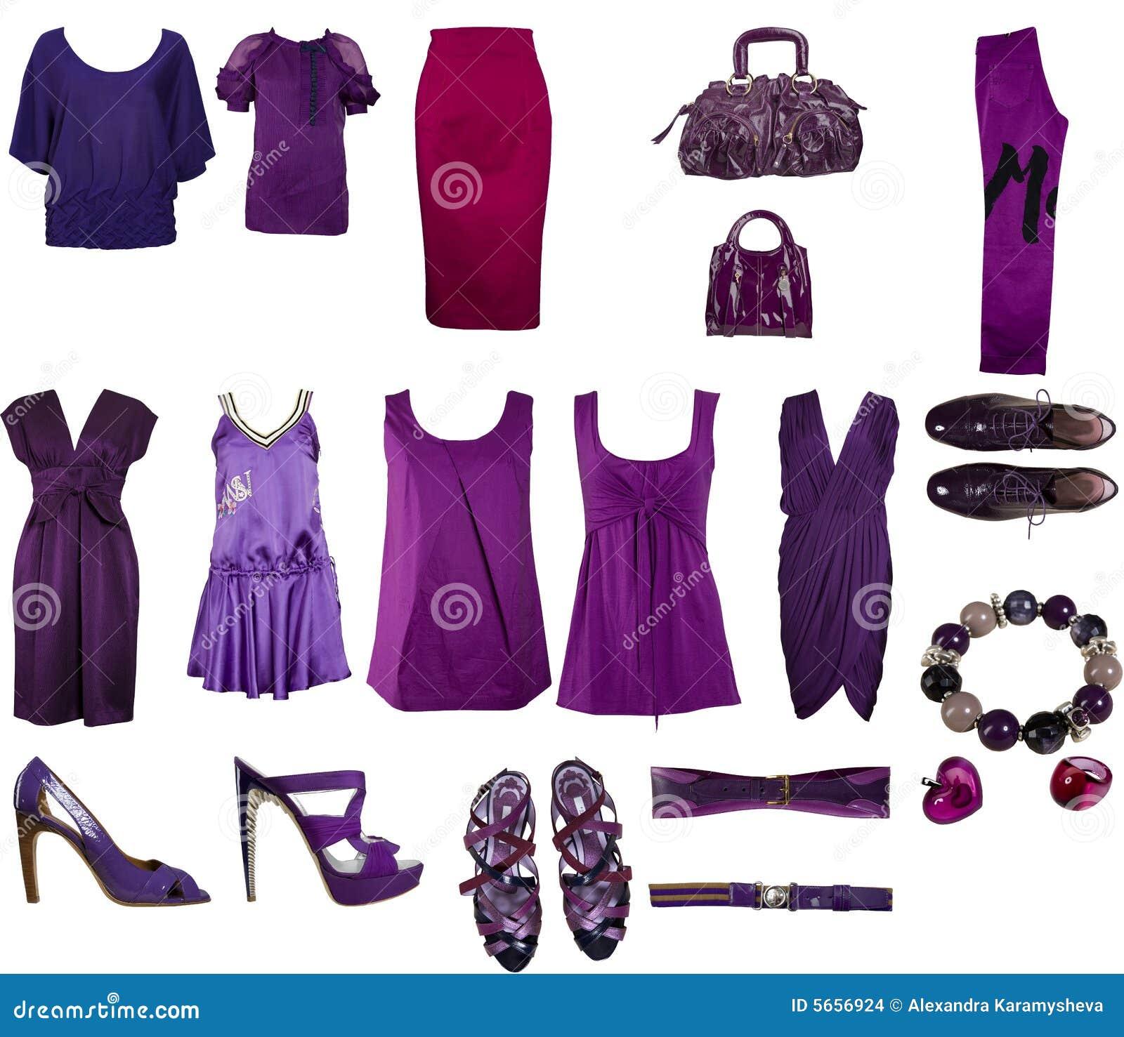 De kleren van de inzameling