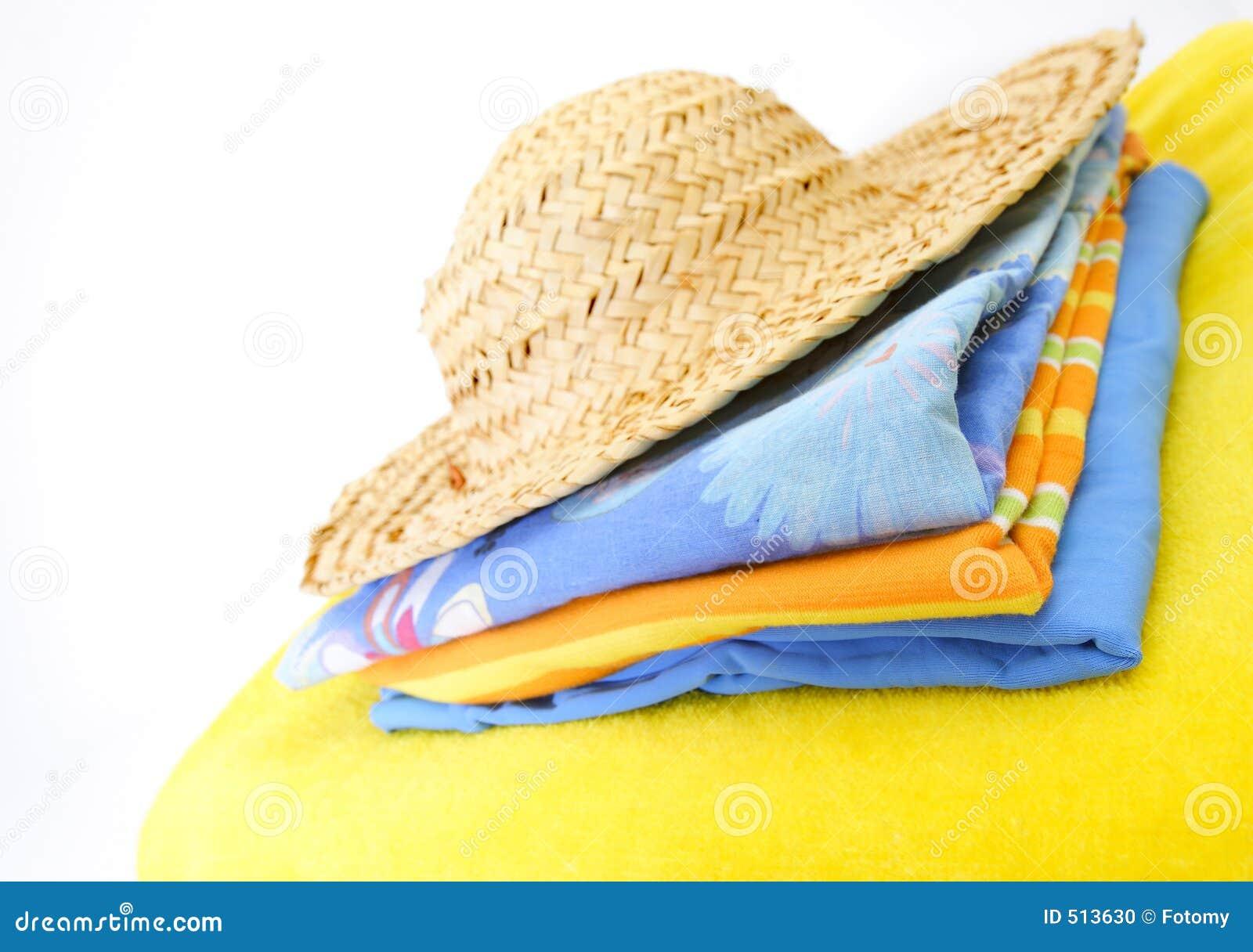 De kleren van de zomer