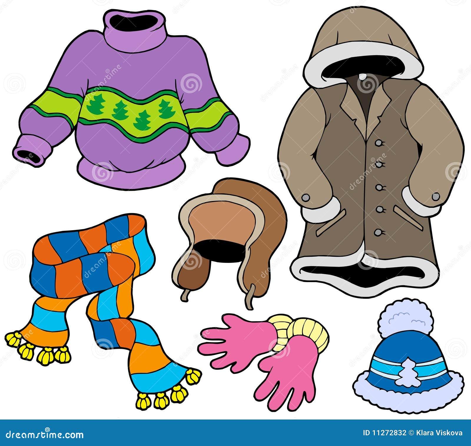 De klereninzameling 2 van de winter