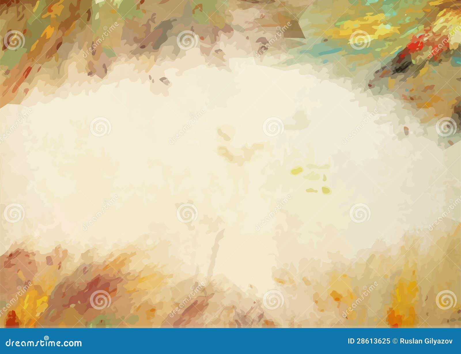 De kleur van het water op oude document textuur royalty vrije stock foto afbeelding 28613625 - Groen behang van het water ...