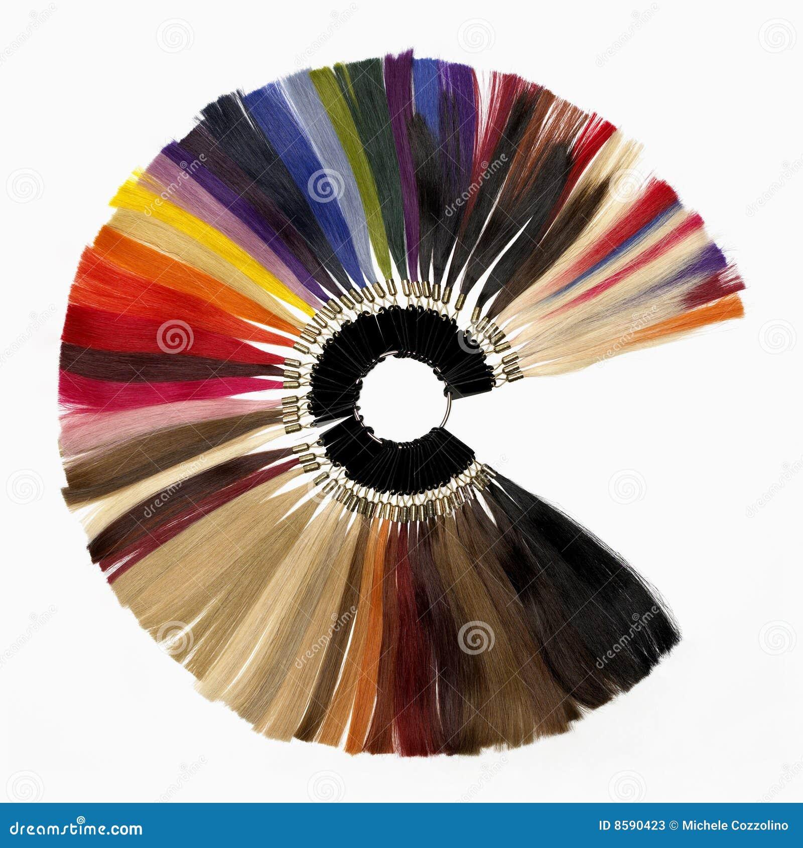 De kleuren van uitbreidingen