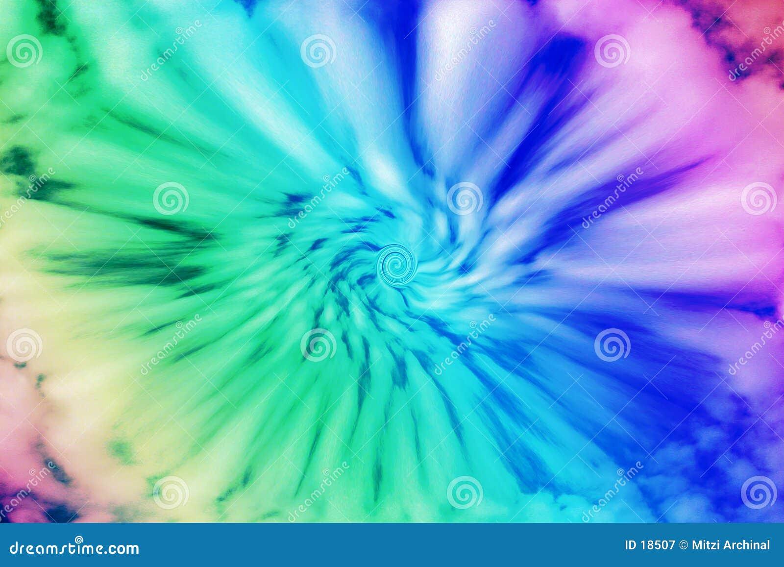De kleurstof van Tye