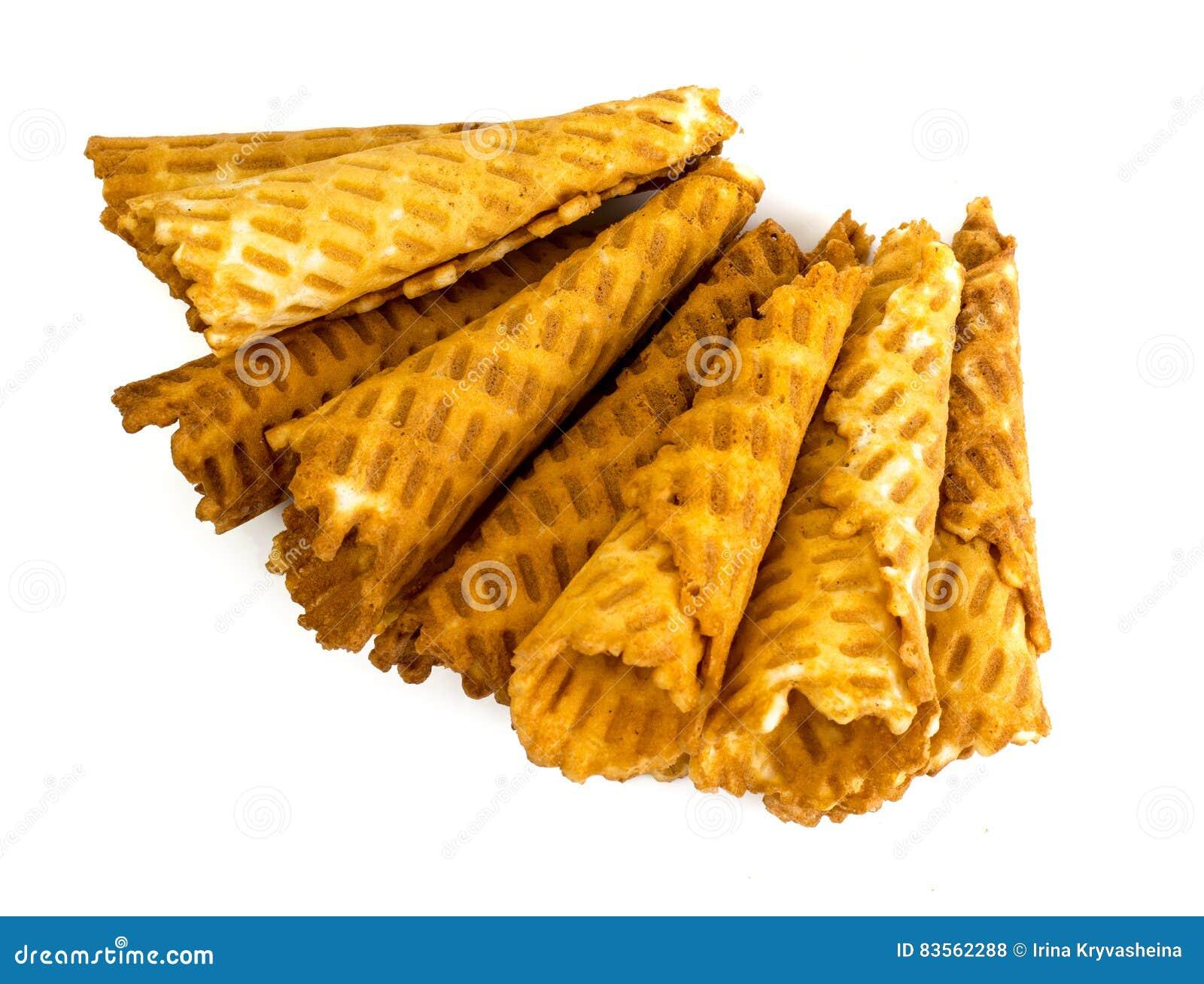 De knapperige Broodjes van het Wafeltje