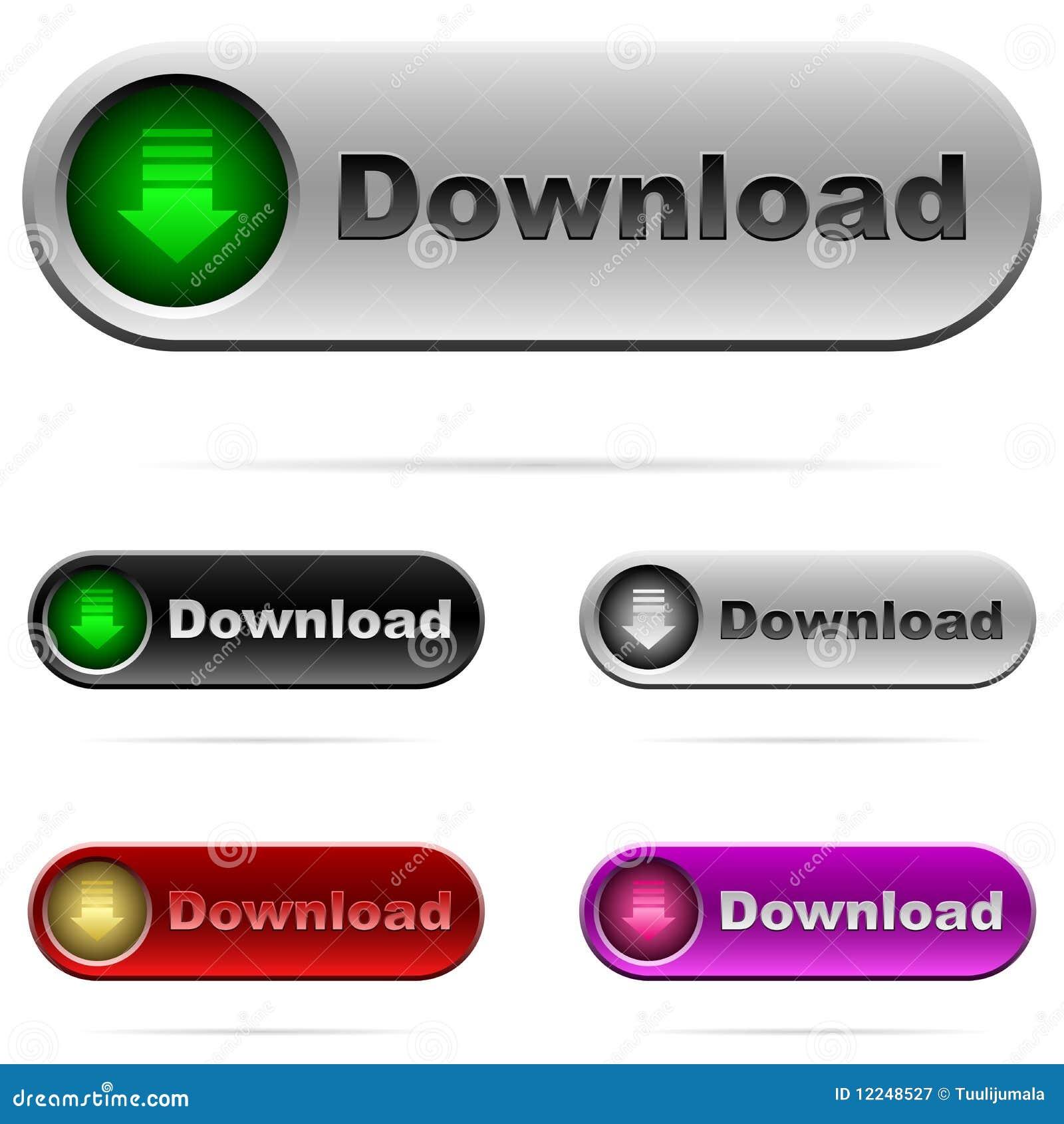 De knoop van de download