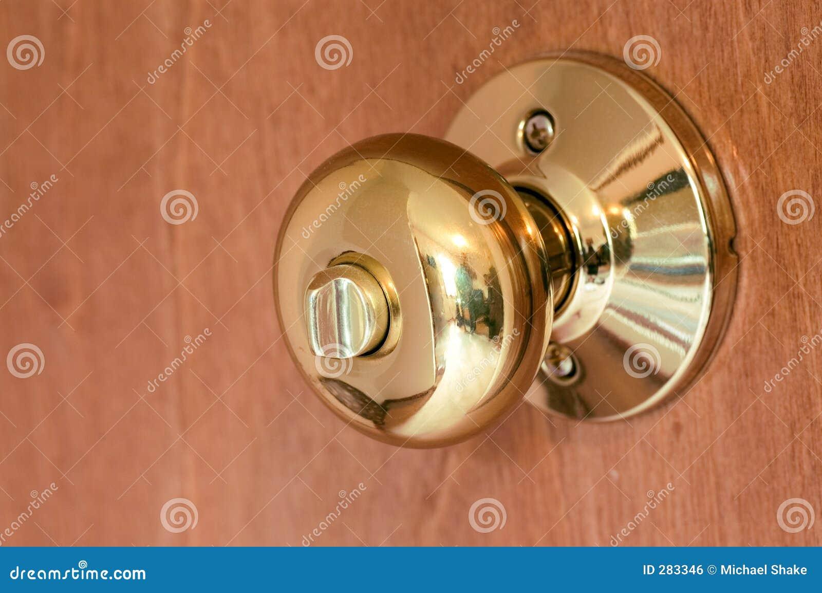 De Knop van de deur