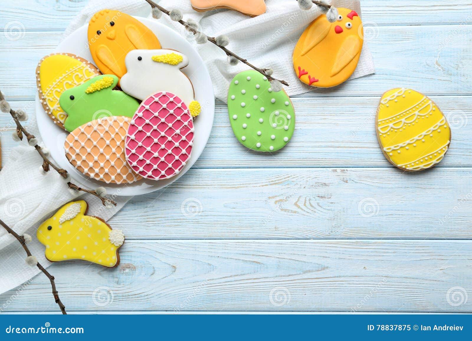 De koekjes van Pasen