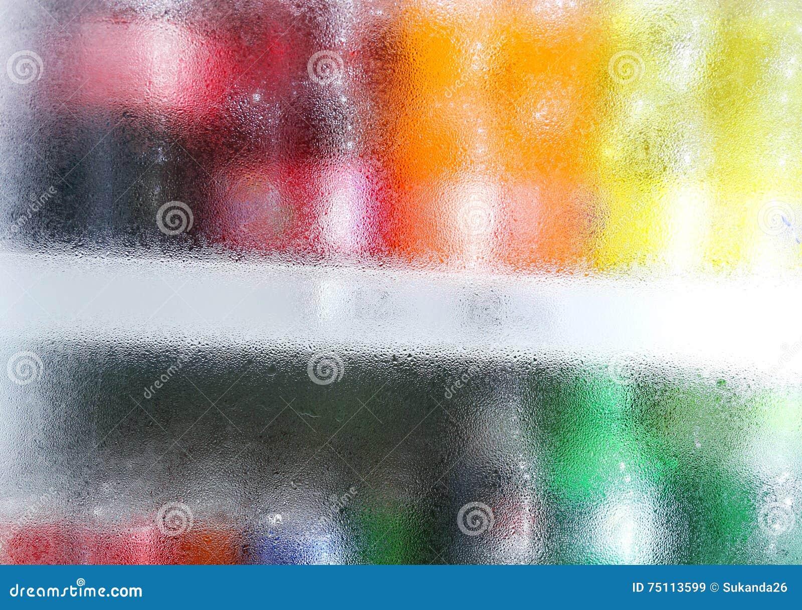 De koelers van de condensatiemuur