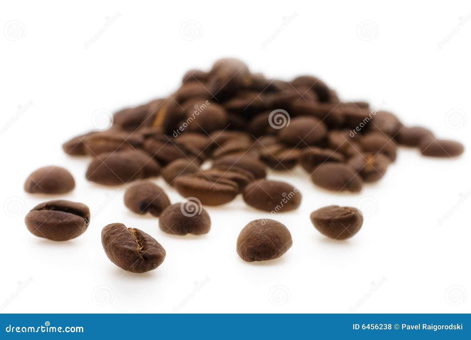 De koffie van de korrel